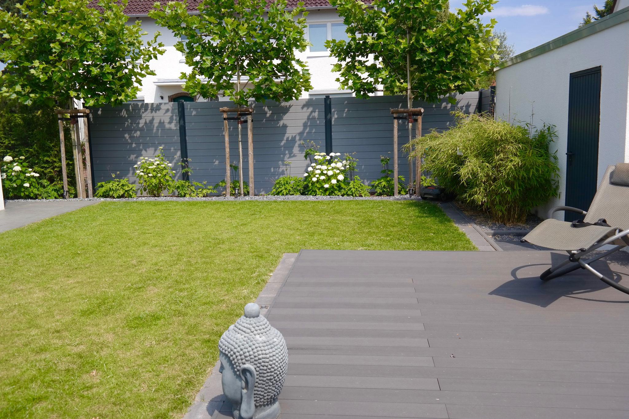 Gärten Ganz Modern Gartentraeume Boesches Webseite