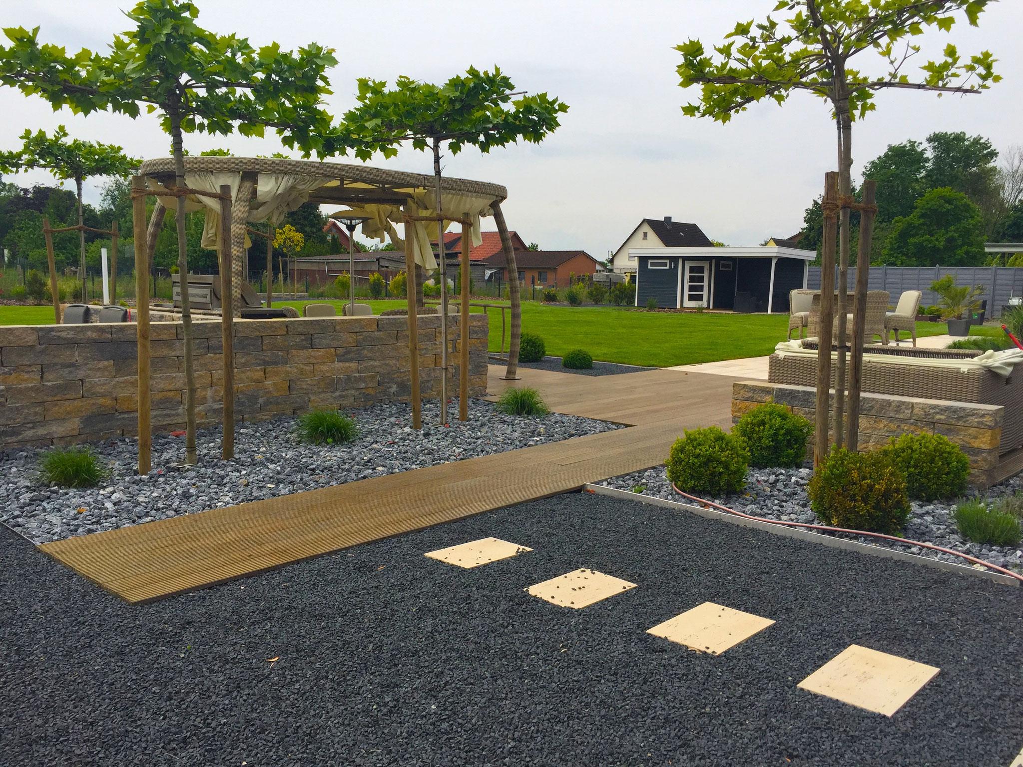 Einfamilienhausgarten 25