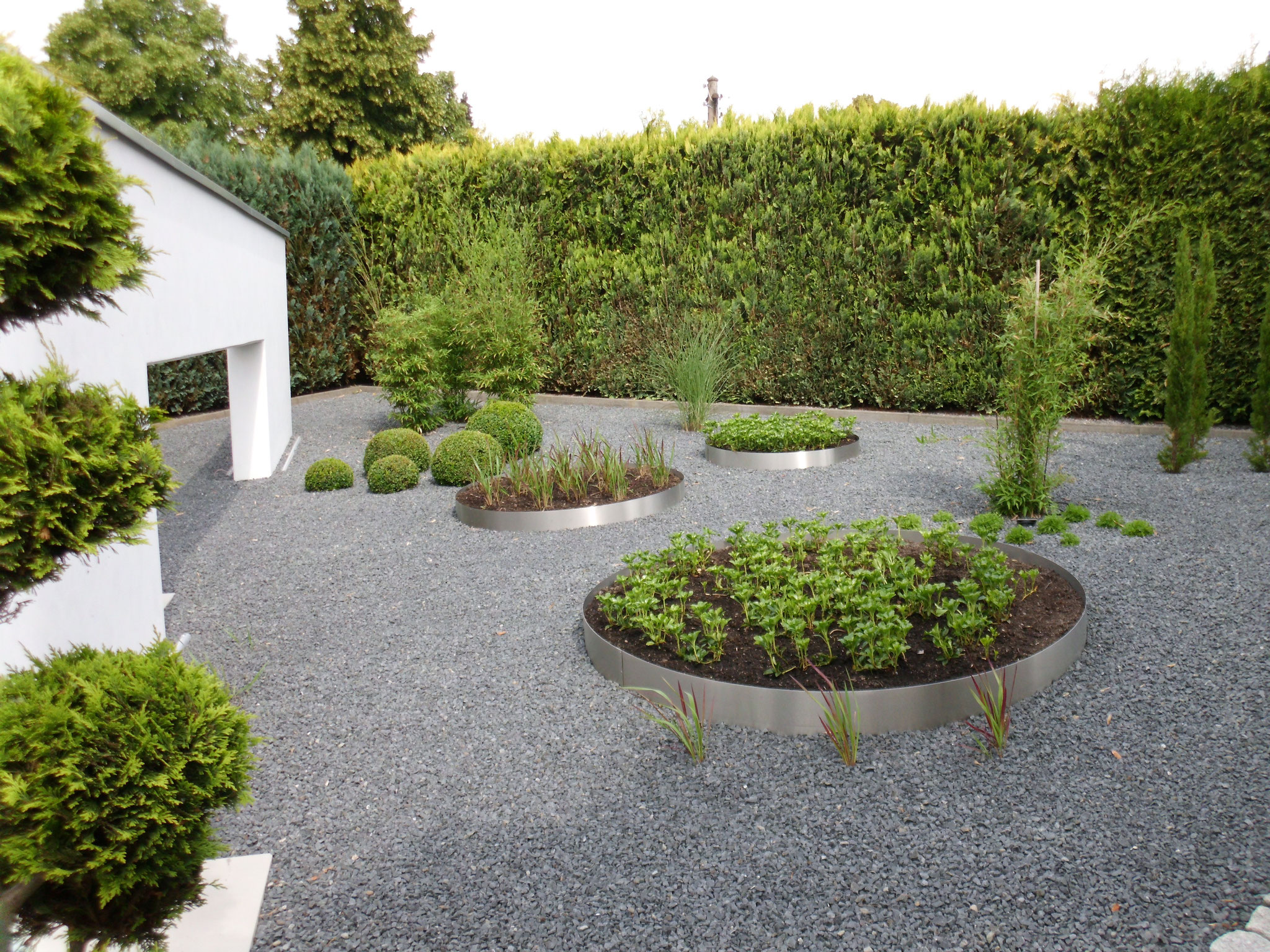 Kies- und Splittgarten 12