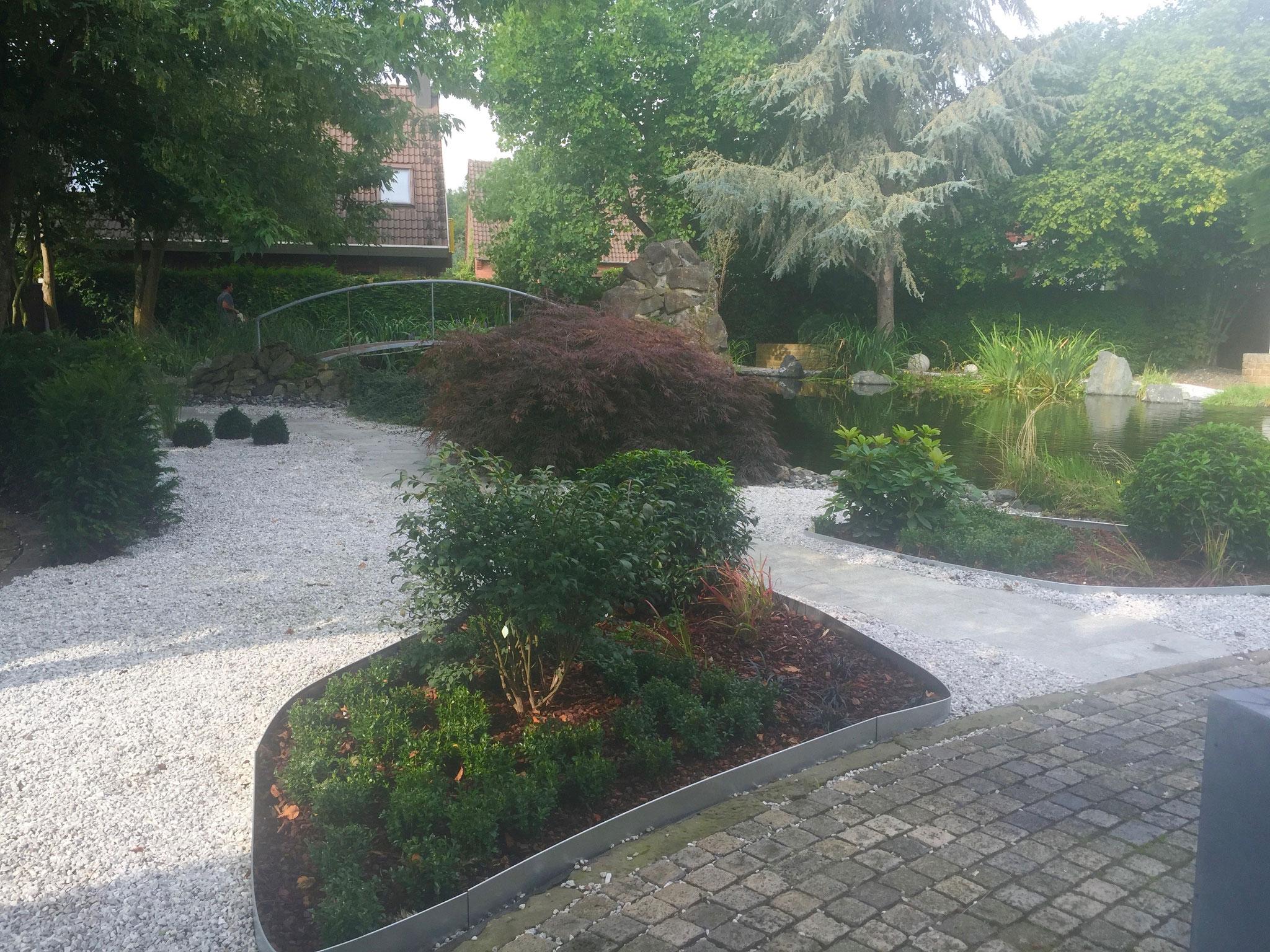 Einfamilienhausgarten 11