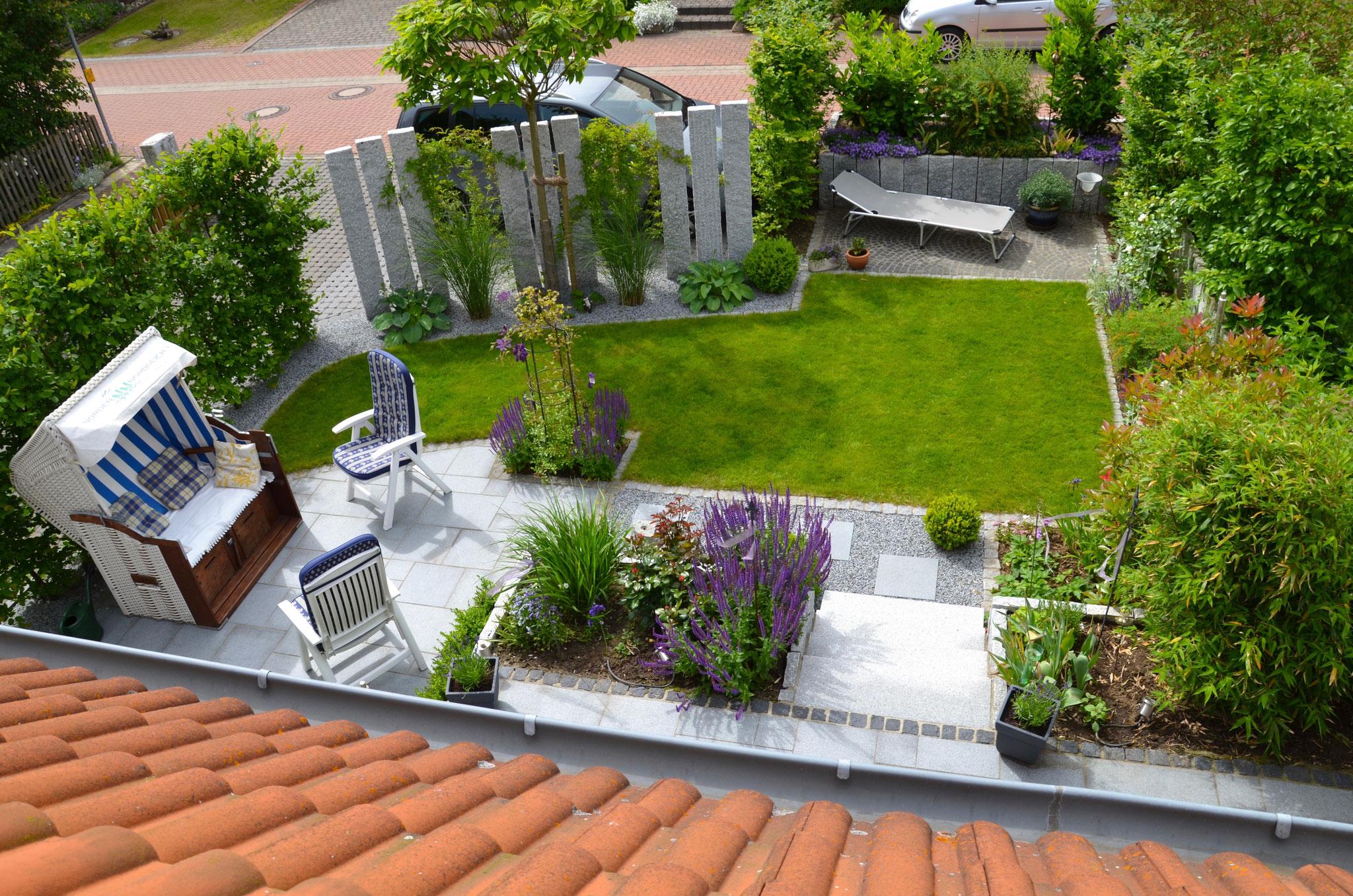 Reihenhausgarten 17
