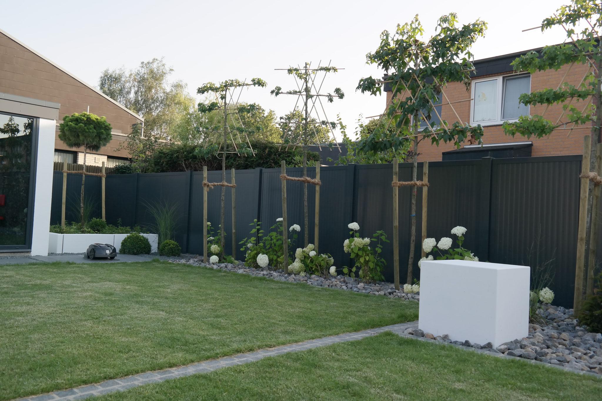 Schön Garten Modern Ideen