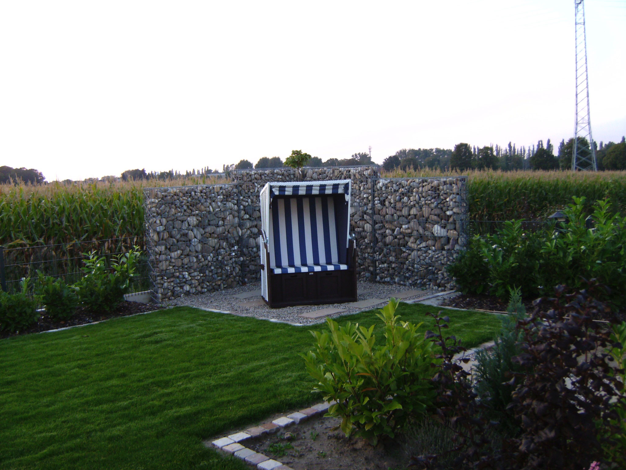 Gartenmauer 17