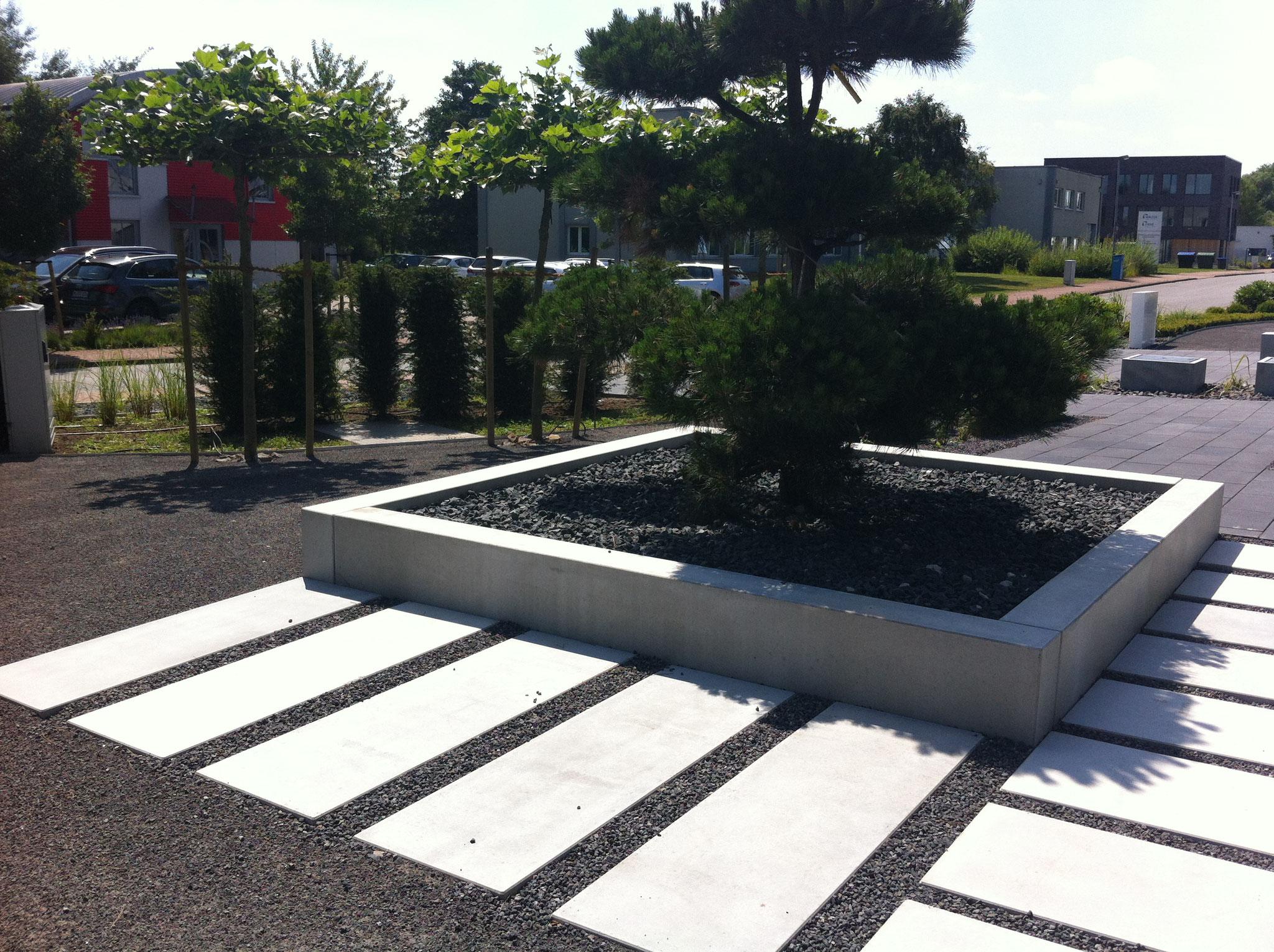 Gewerblicher Garten 9