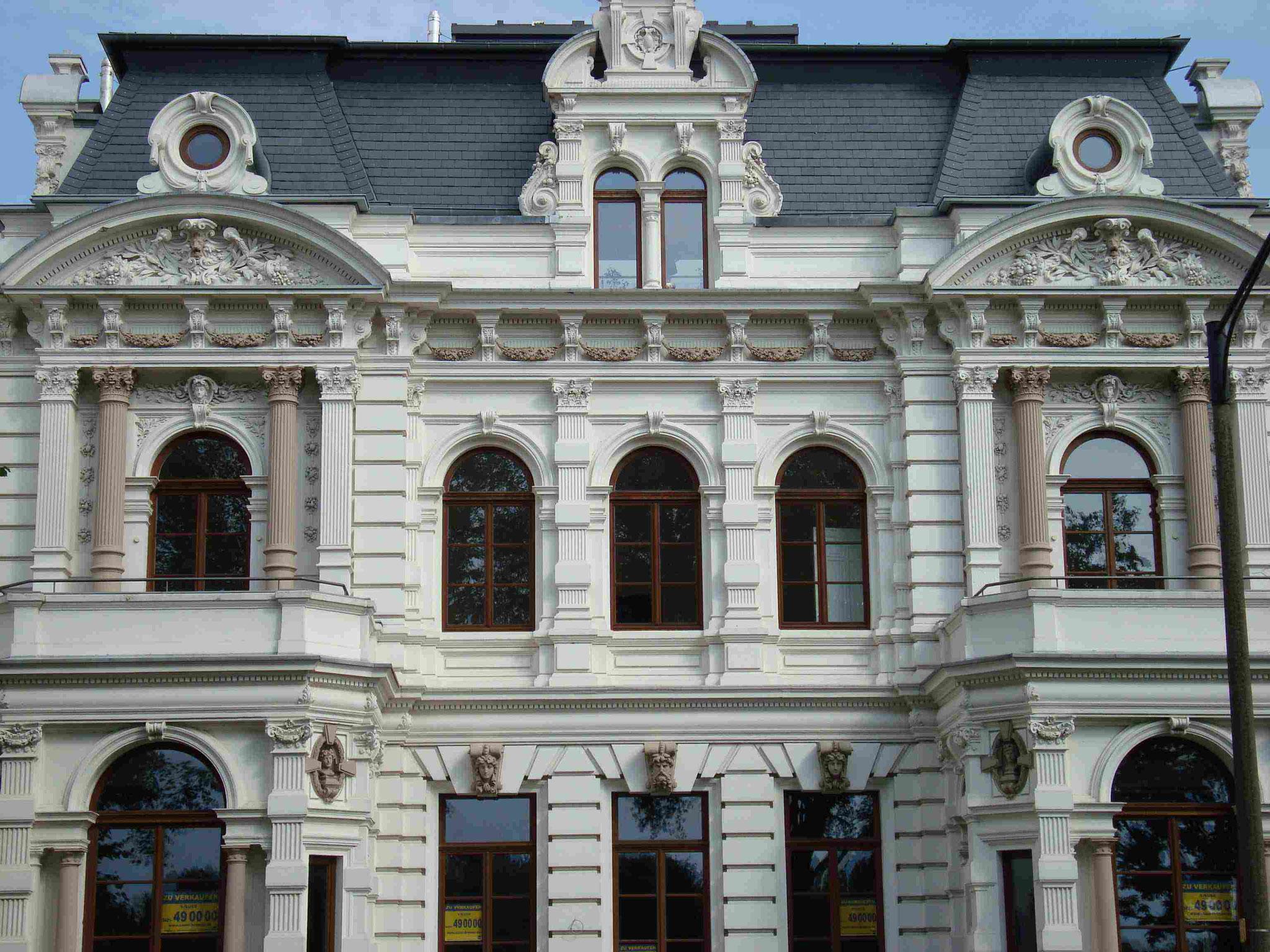 Denkmalgeschützte Fenster für eine Villa in Bremen