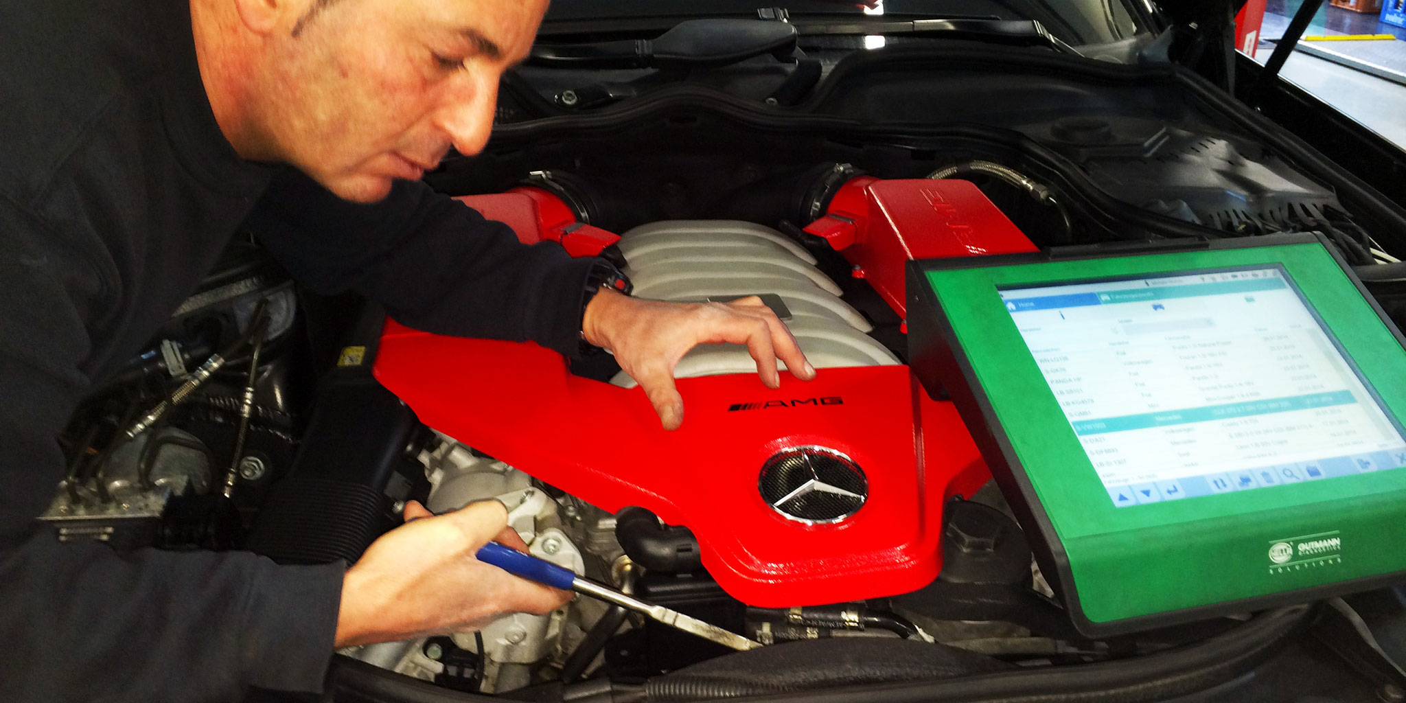 MOTORDIAGNOSTIK - Läuft der Motor nicht rund? Wir haben das passende Know-How.