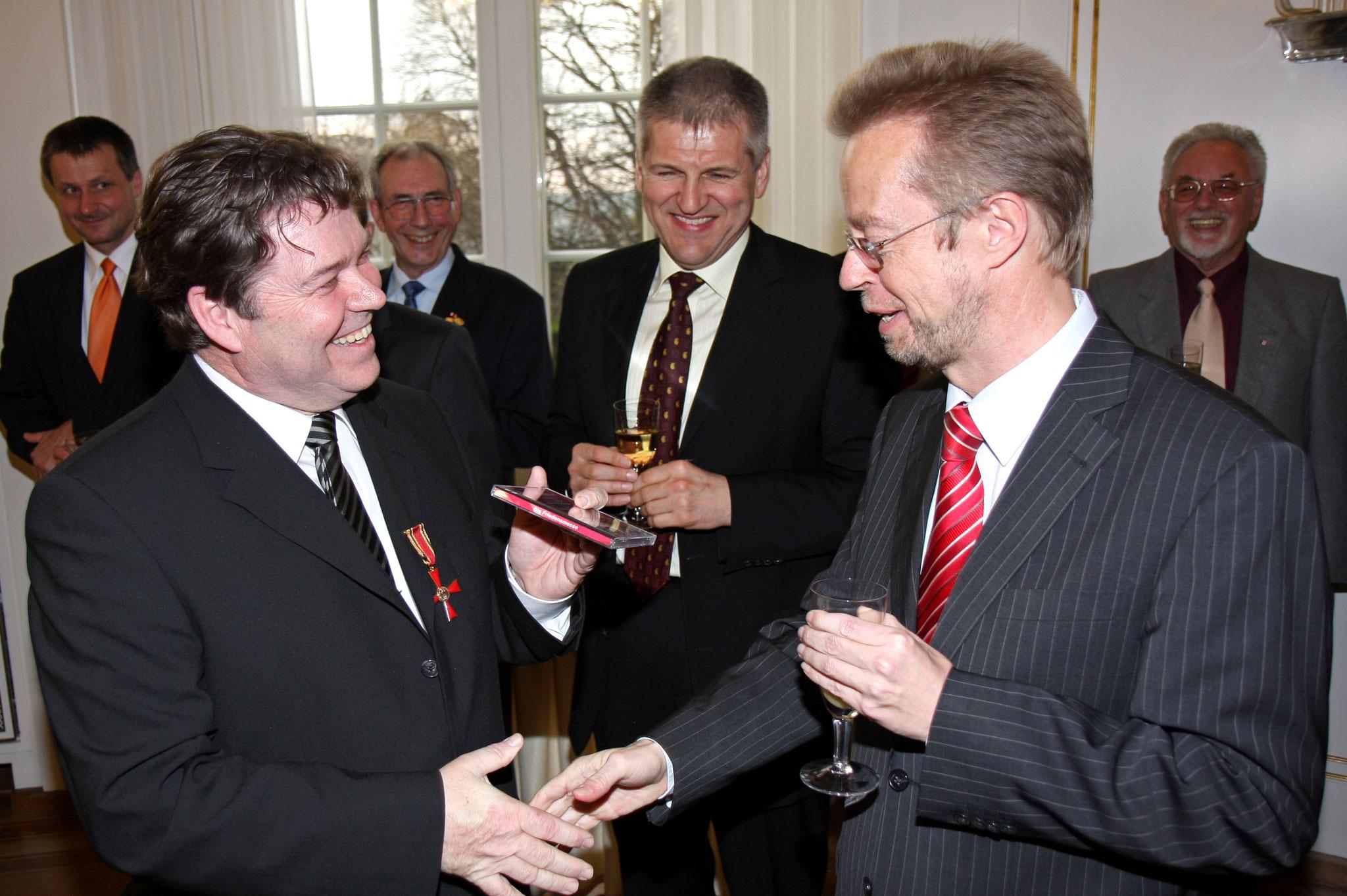 W. Dippon - Gerd Maisch - VV KSK LB Dr. Heinz Werner Schulte