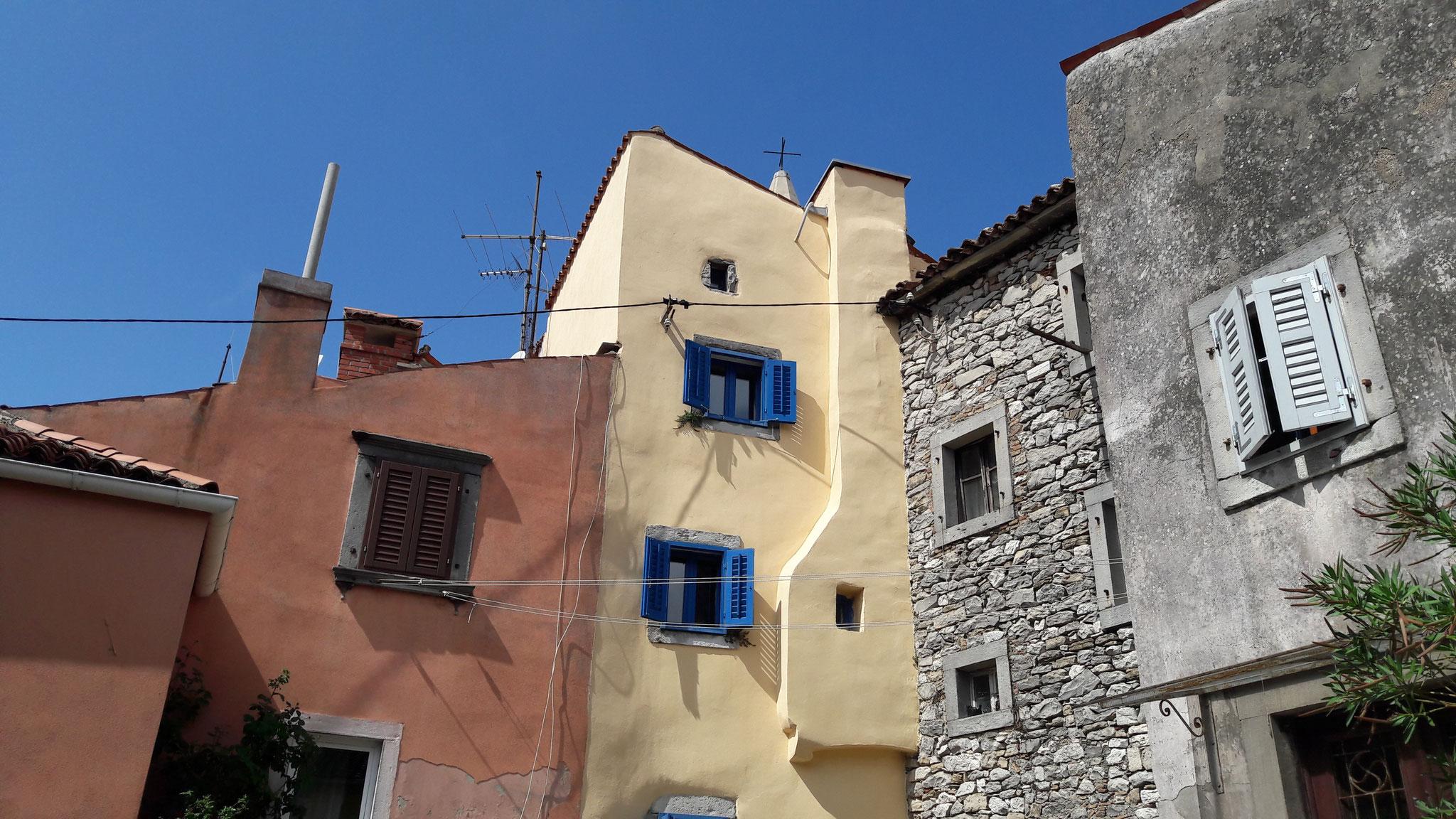 Altstadt von Labin