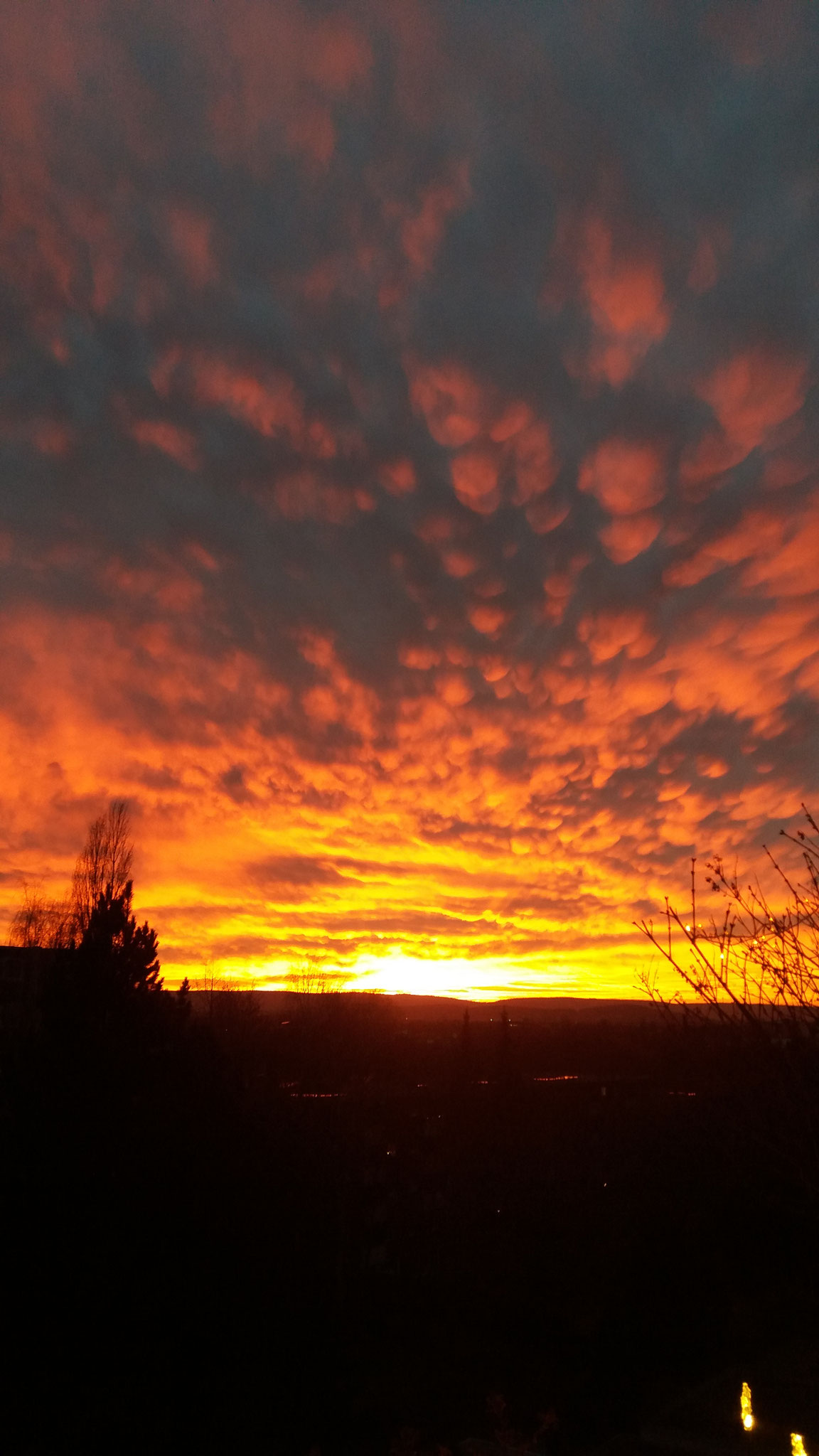 Sonnenuntergang, B. Schmalstieg