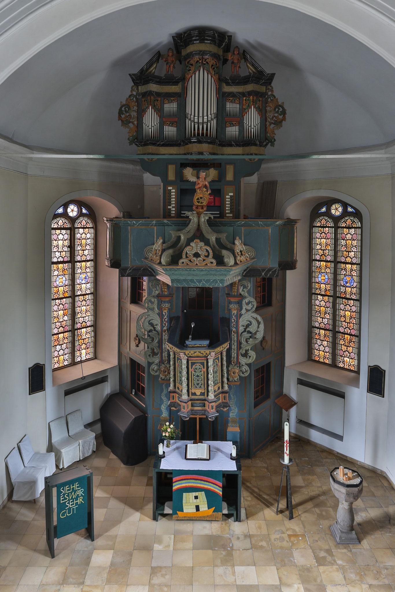 Evgl. Burgkirche Blankenstein