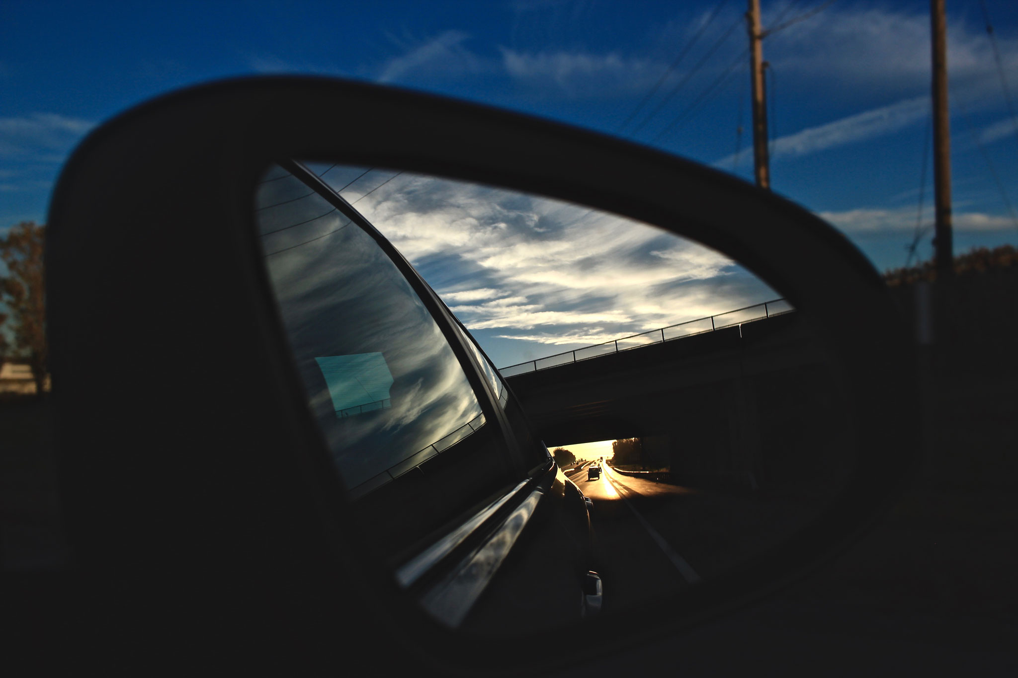 New York Highway, USA 2015