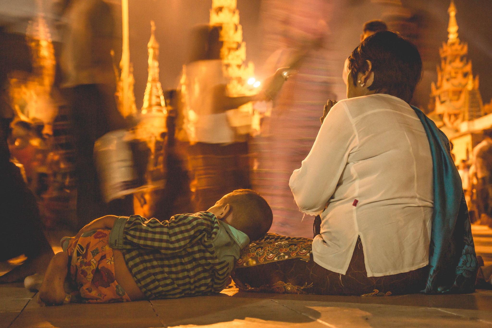 Yangon, Myanmar 2016