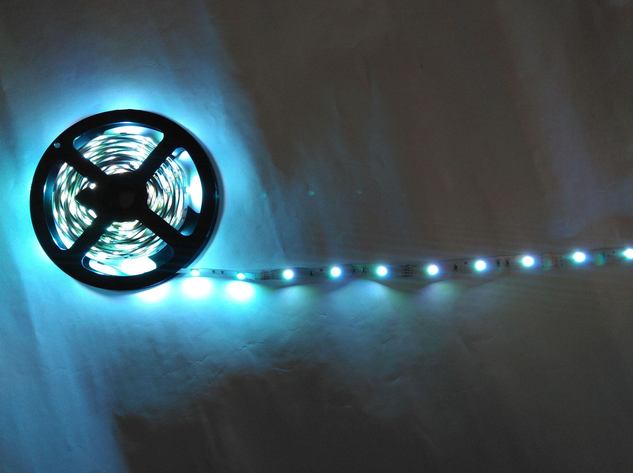 Светодиодная лента SMD5050 30 диодов на 1 метр