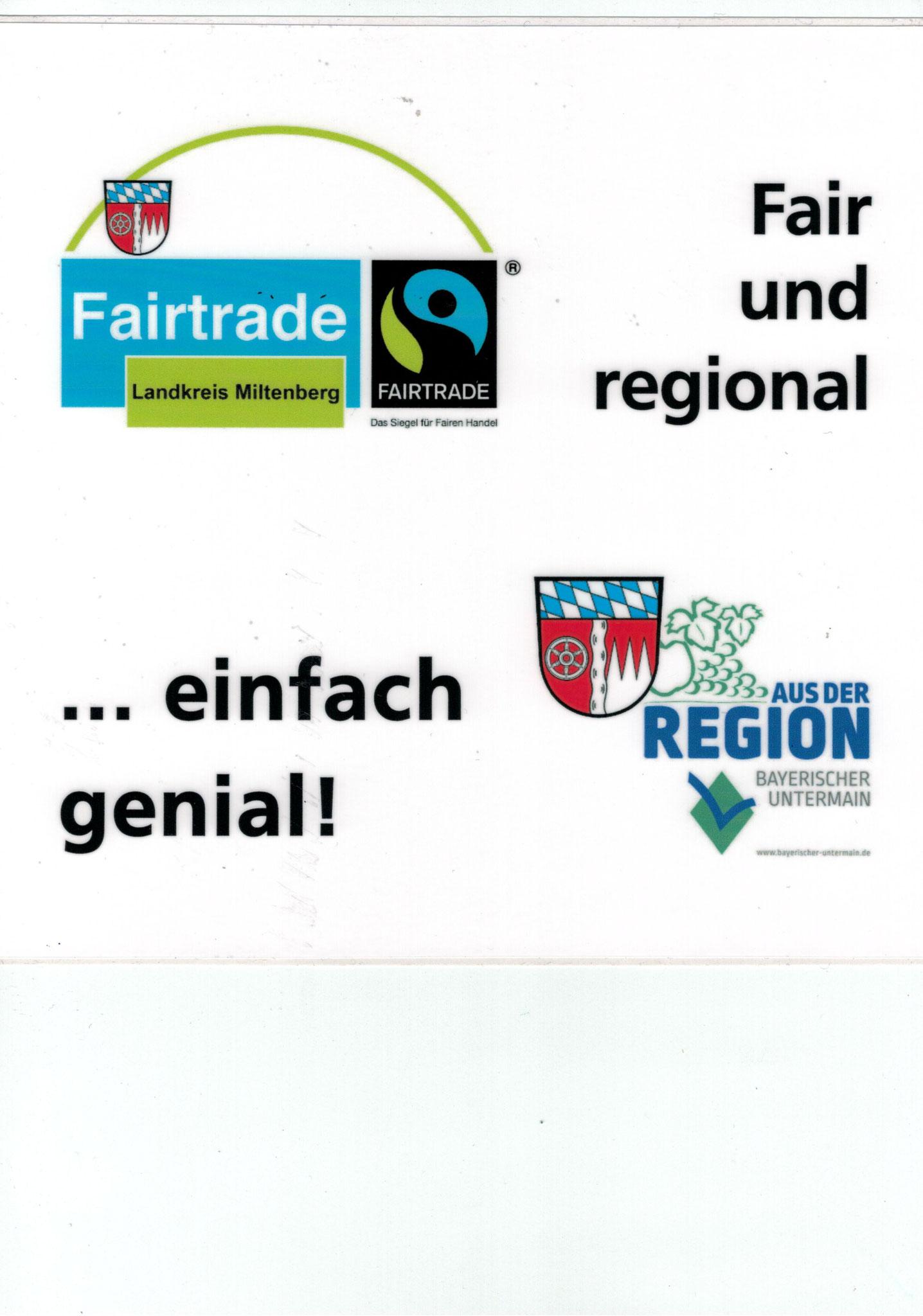 Fair und regional ... einfach genial!