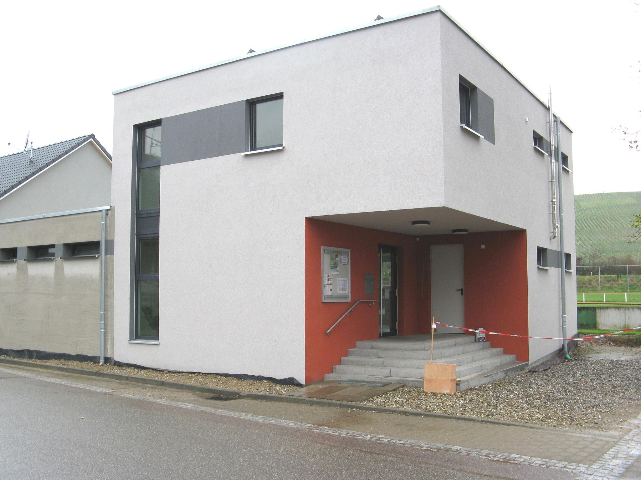 kleine Turnhalle TV-Pfaffenweiler
