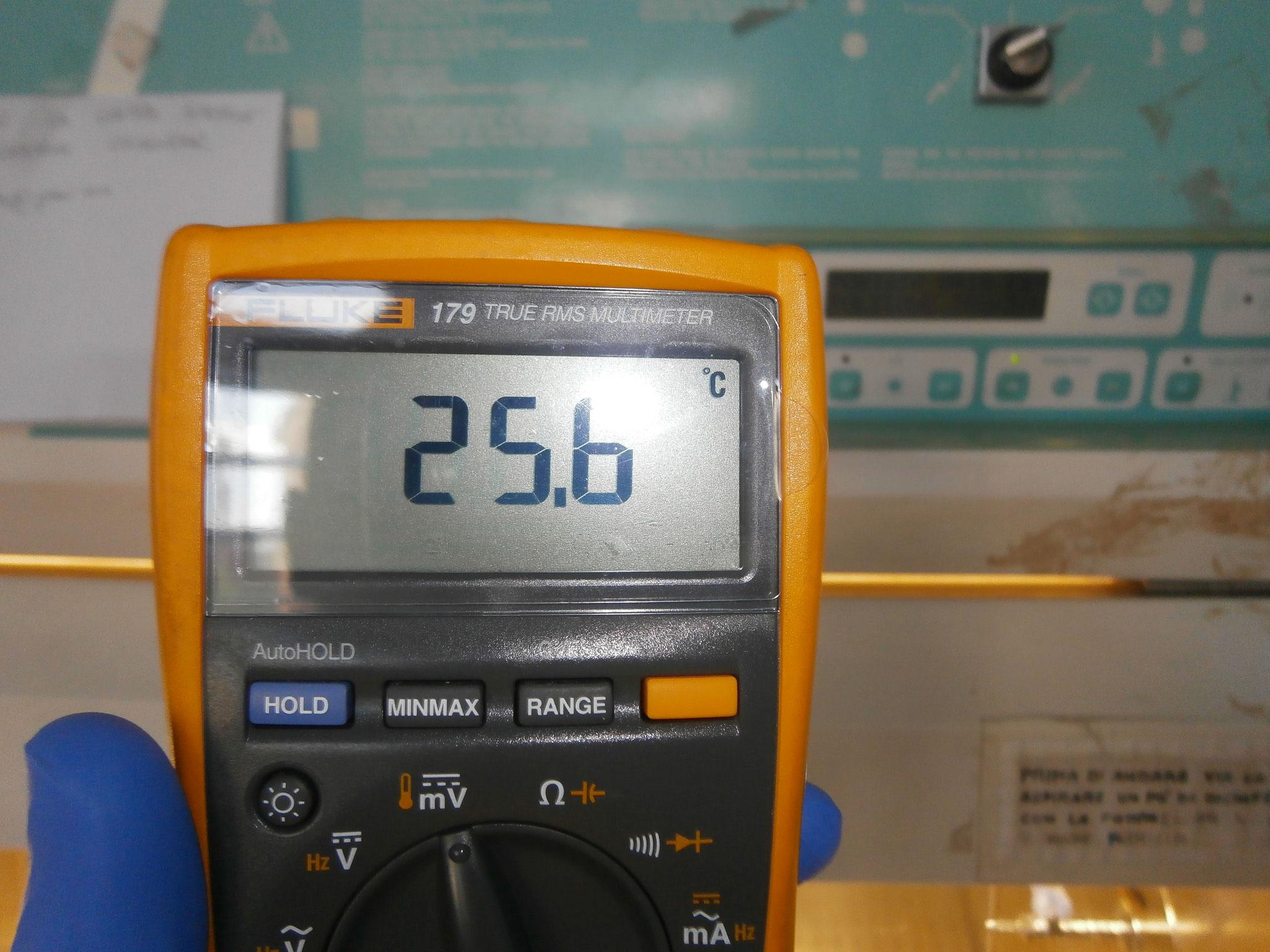 Test deriva termica
