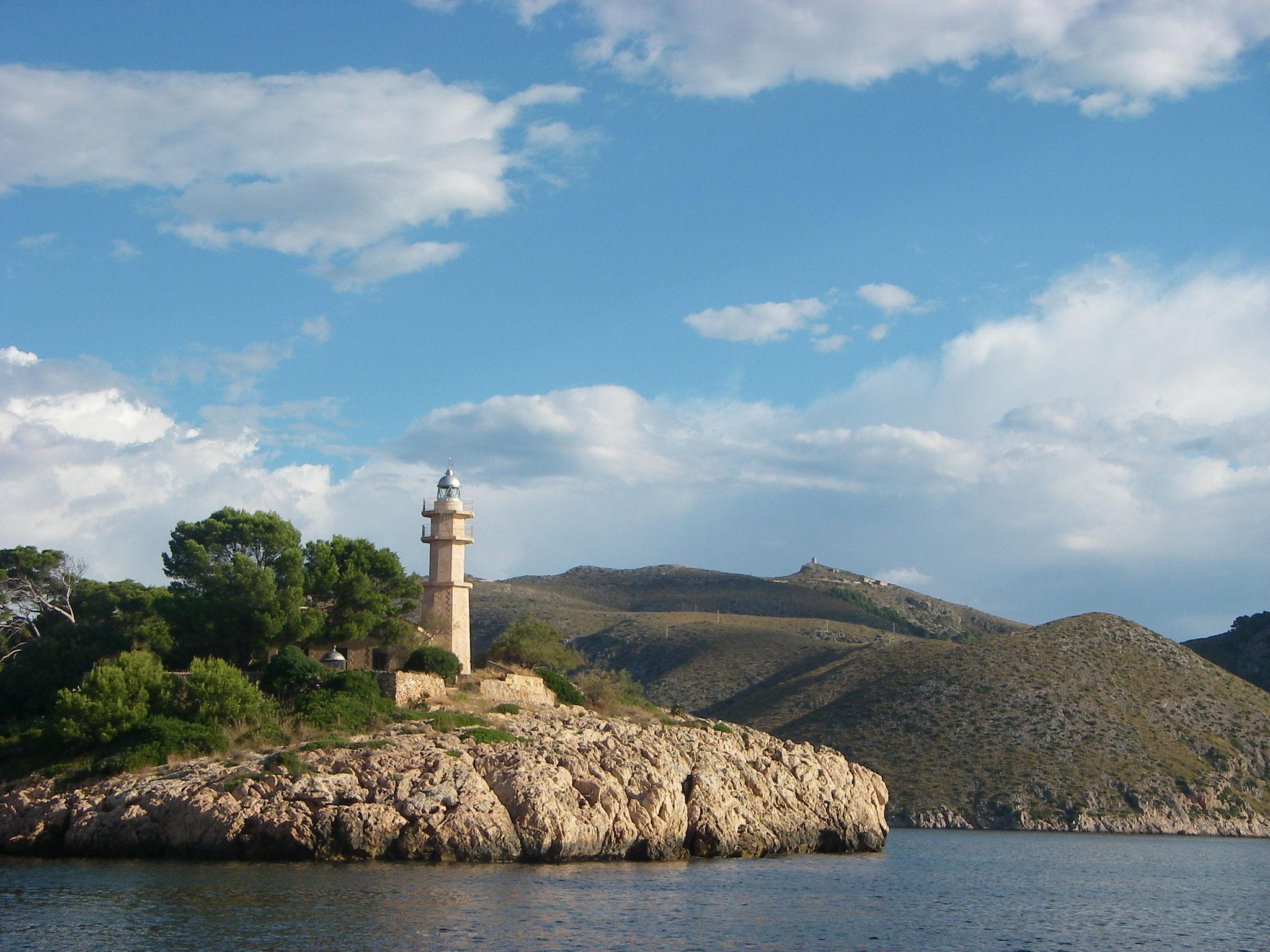 Leuchtturm Mallorca