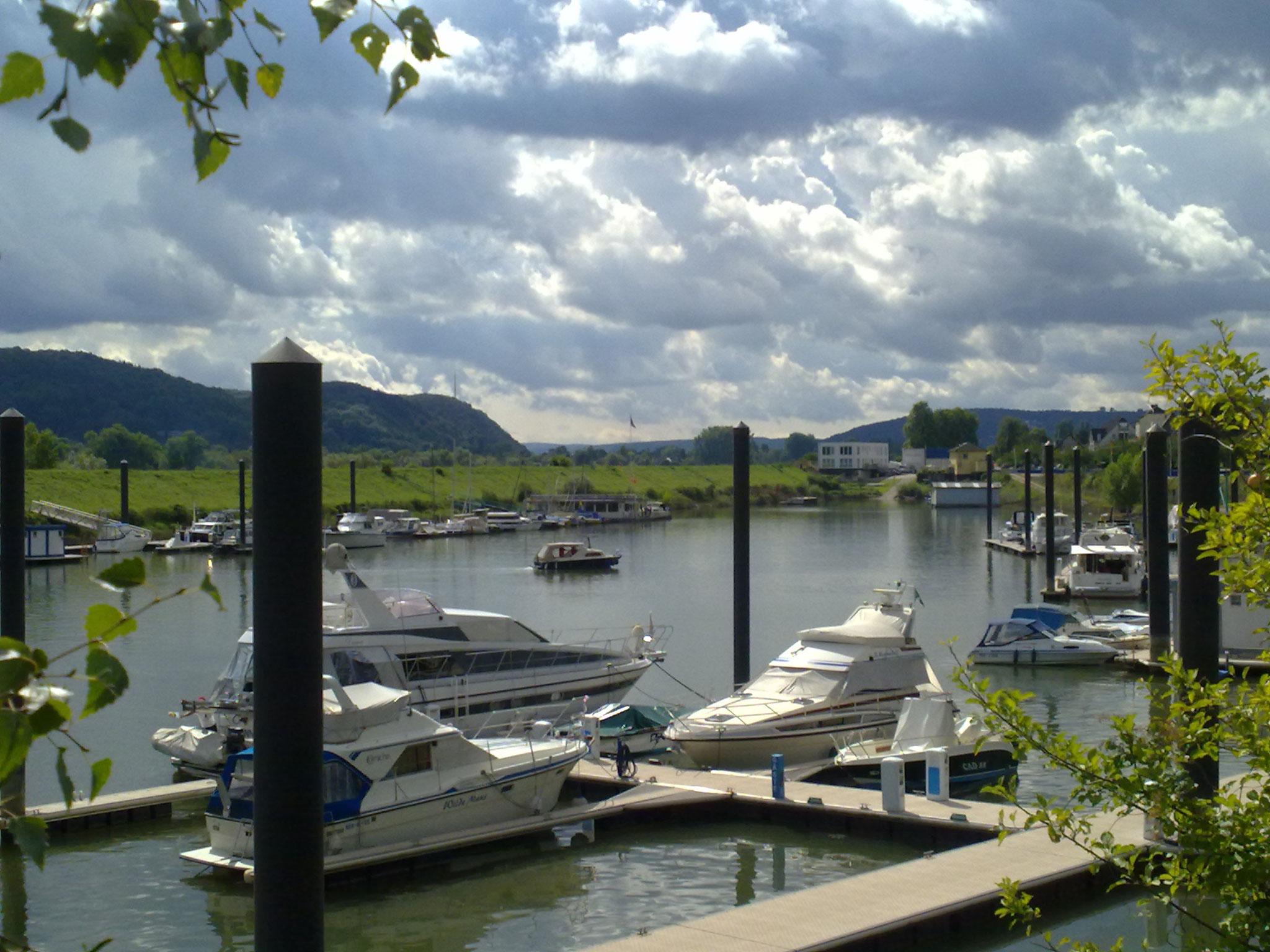 Yachthafen Oberwinter