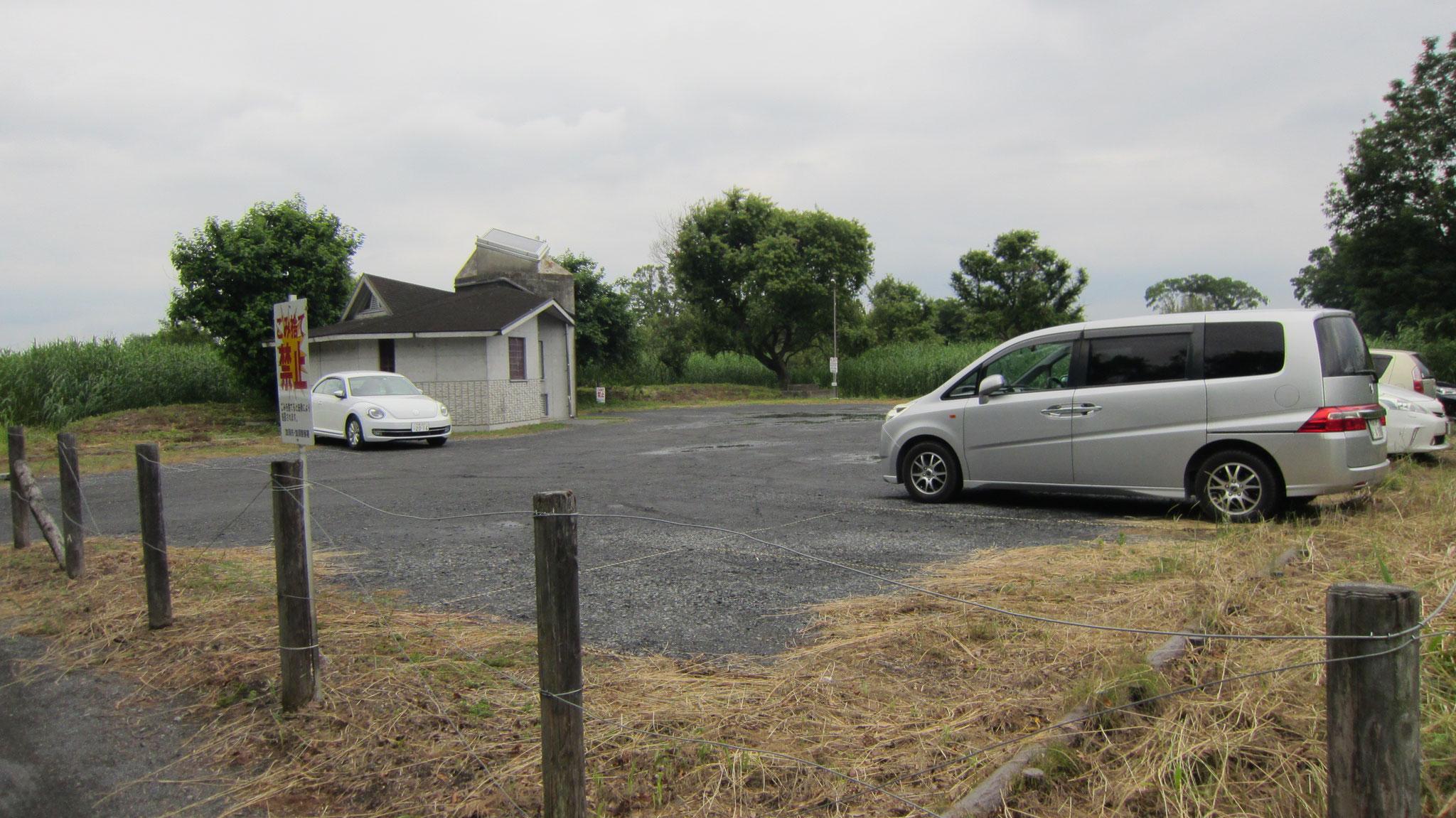 浮野の里駐車場