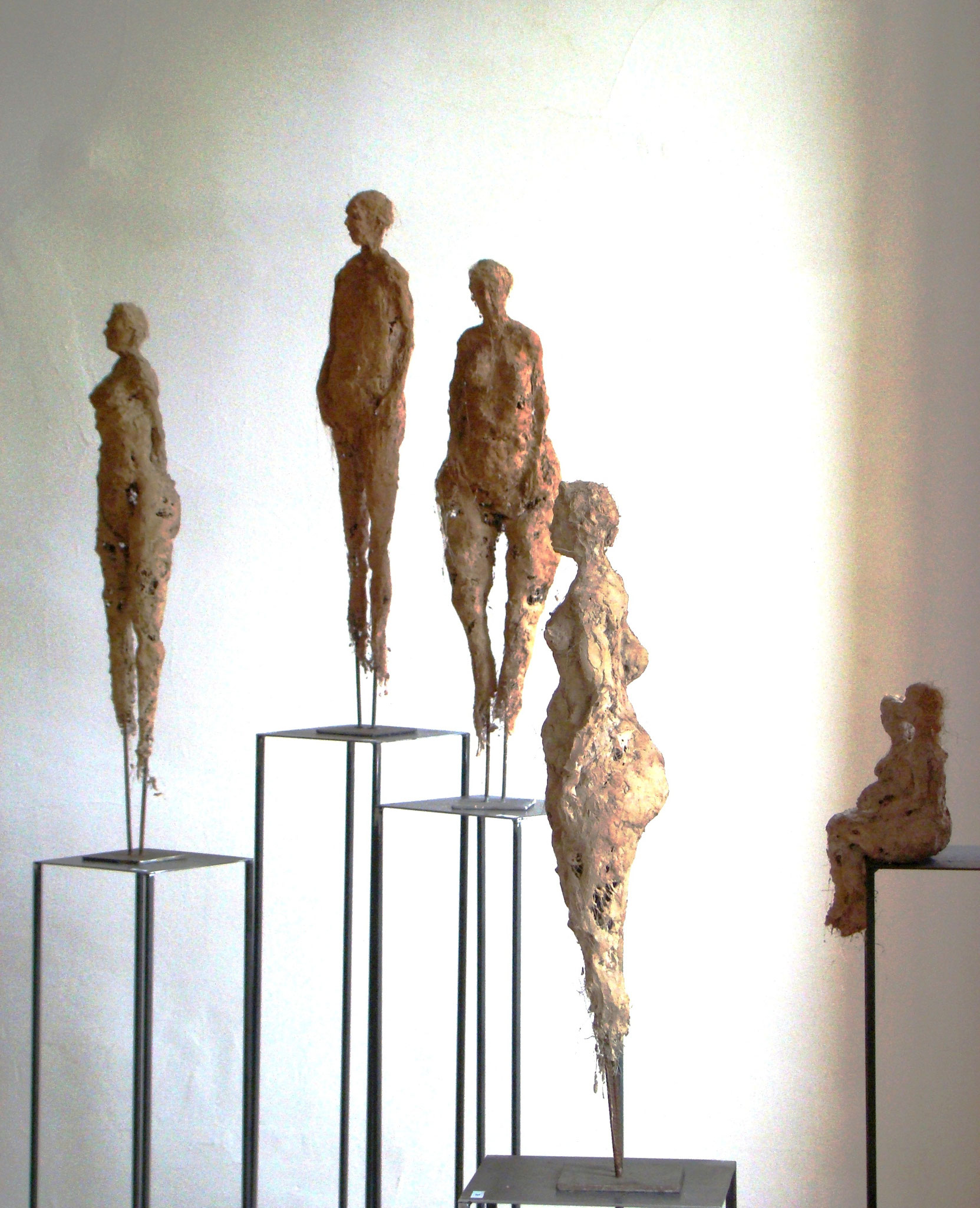 Sculptures de Robert Keramsi