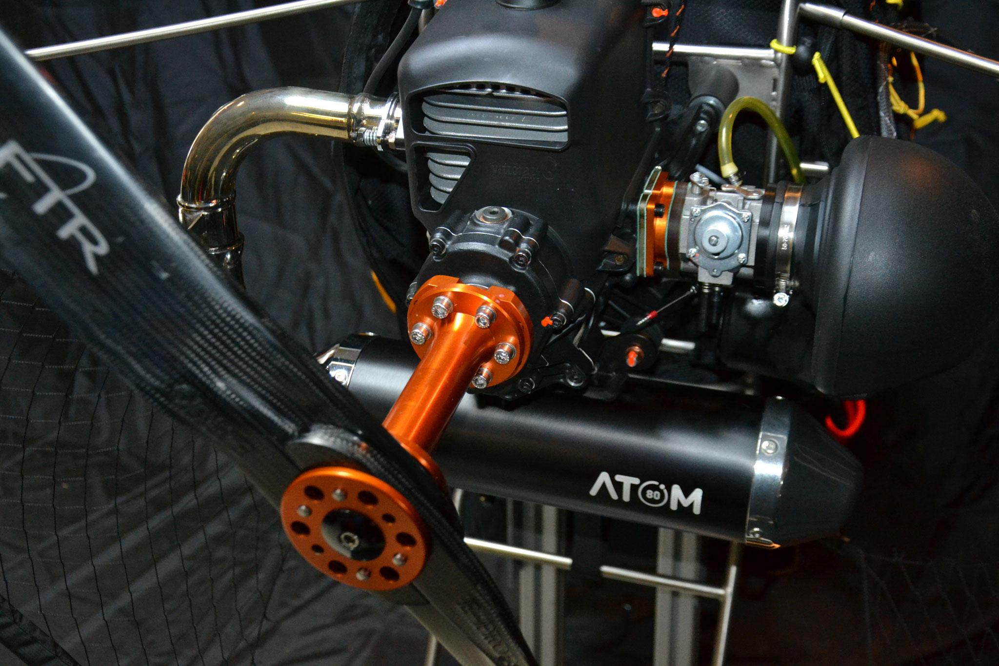 Vittorazi ATOM 80 - Motor des Jahres 2019