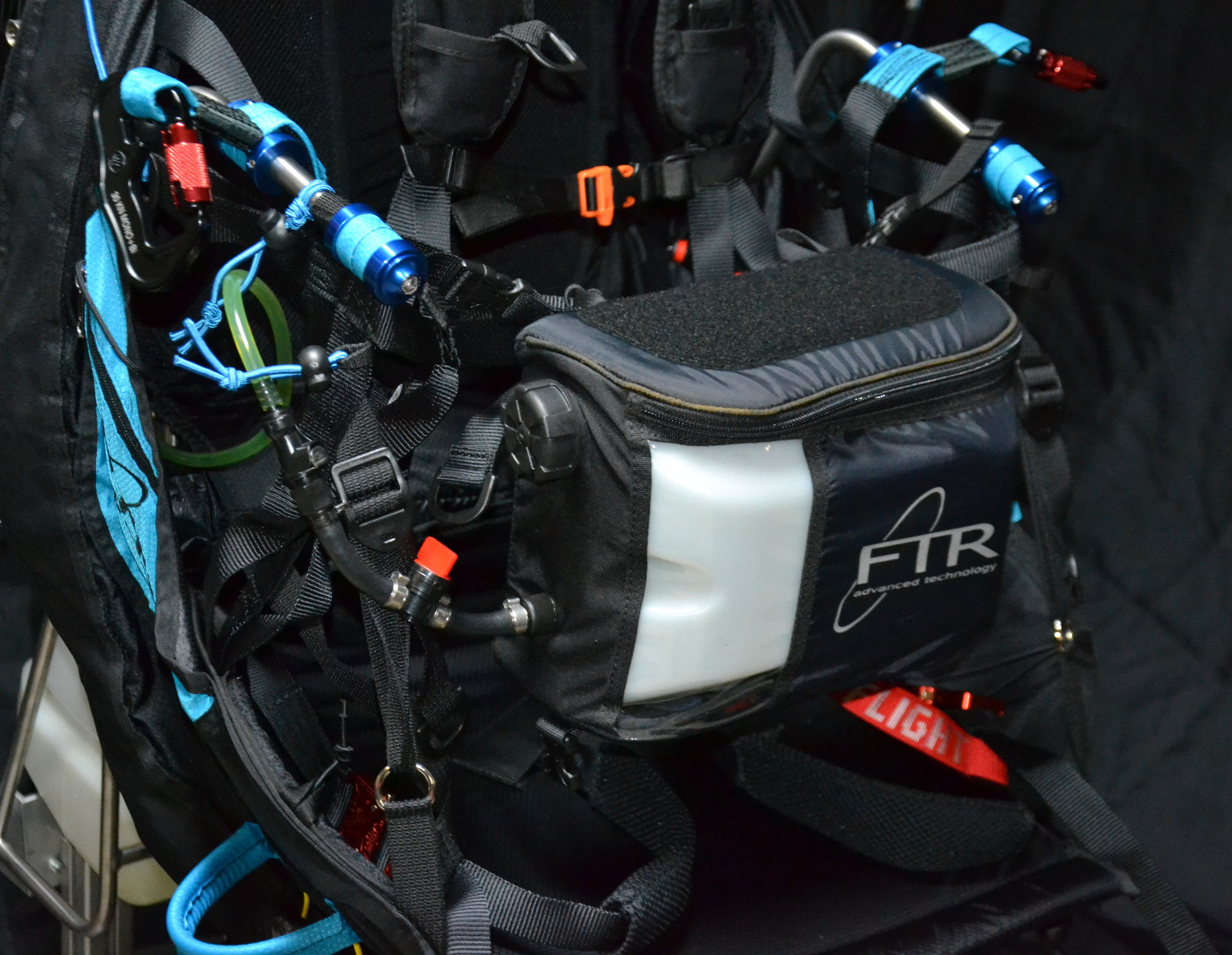 Fronttanlk 5 Liter - bei EOS 150 Erstausrüstung