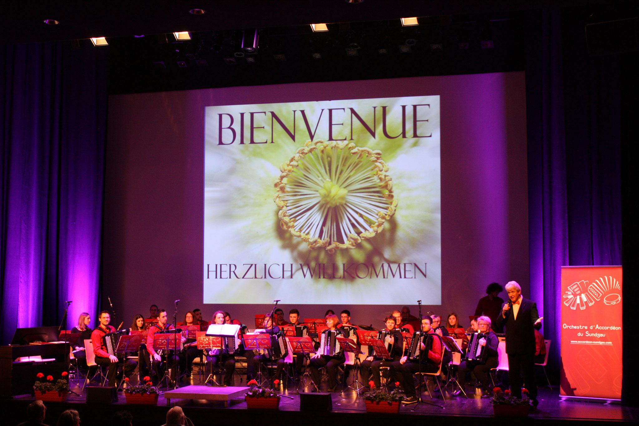 Concert de Printemps avec la Concordia