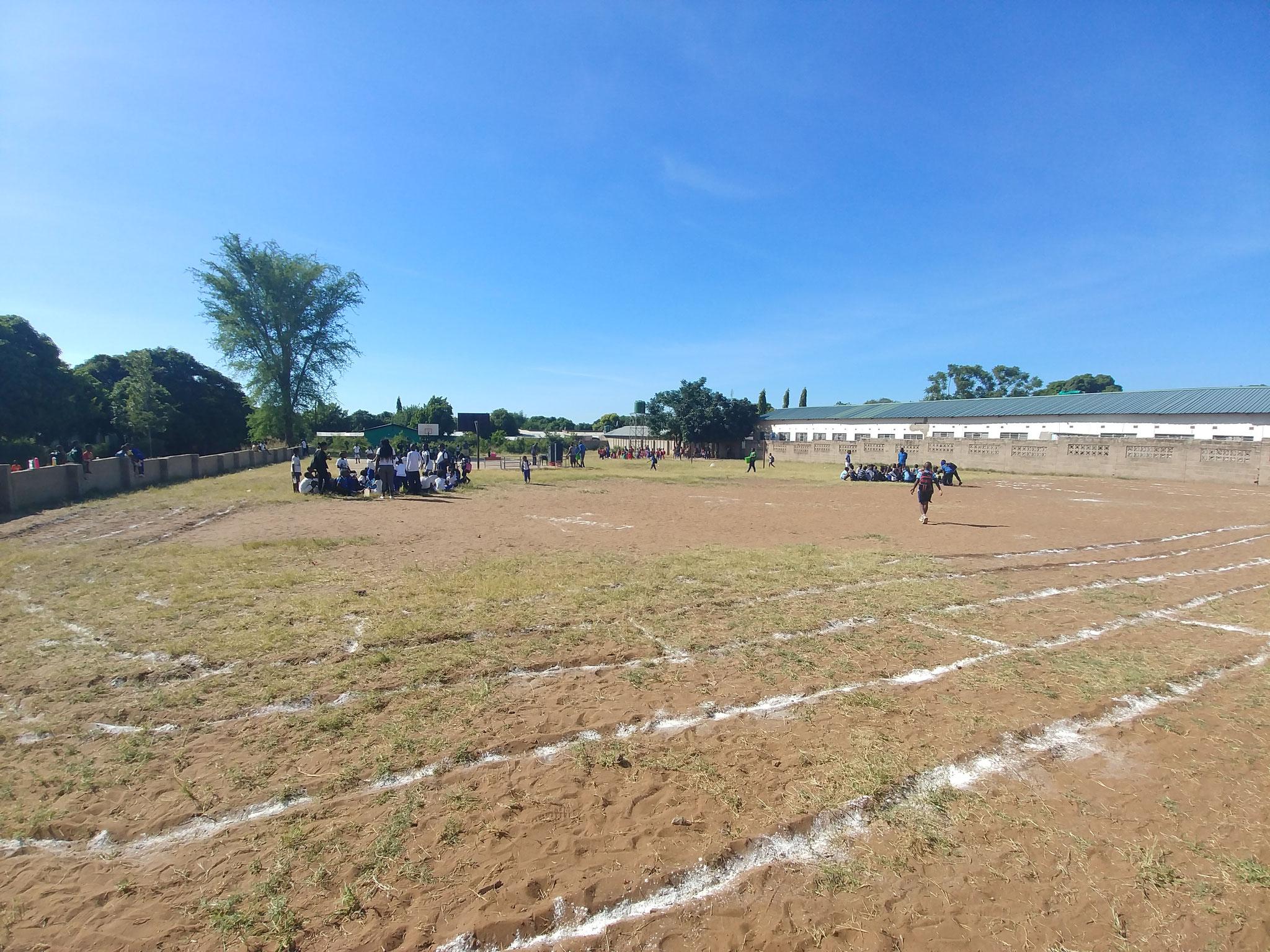 Interhouse Athletics Day at Nekacheya School