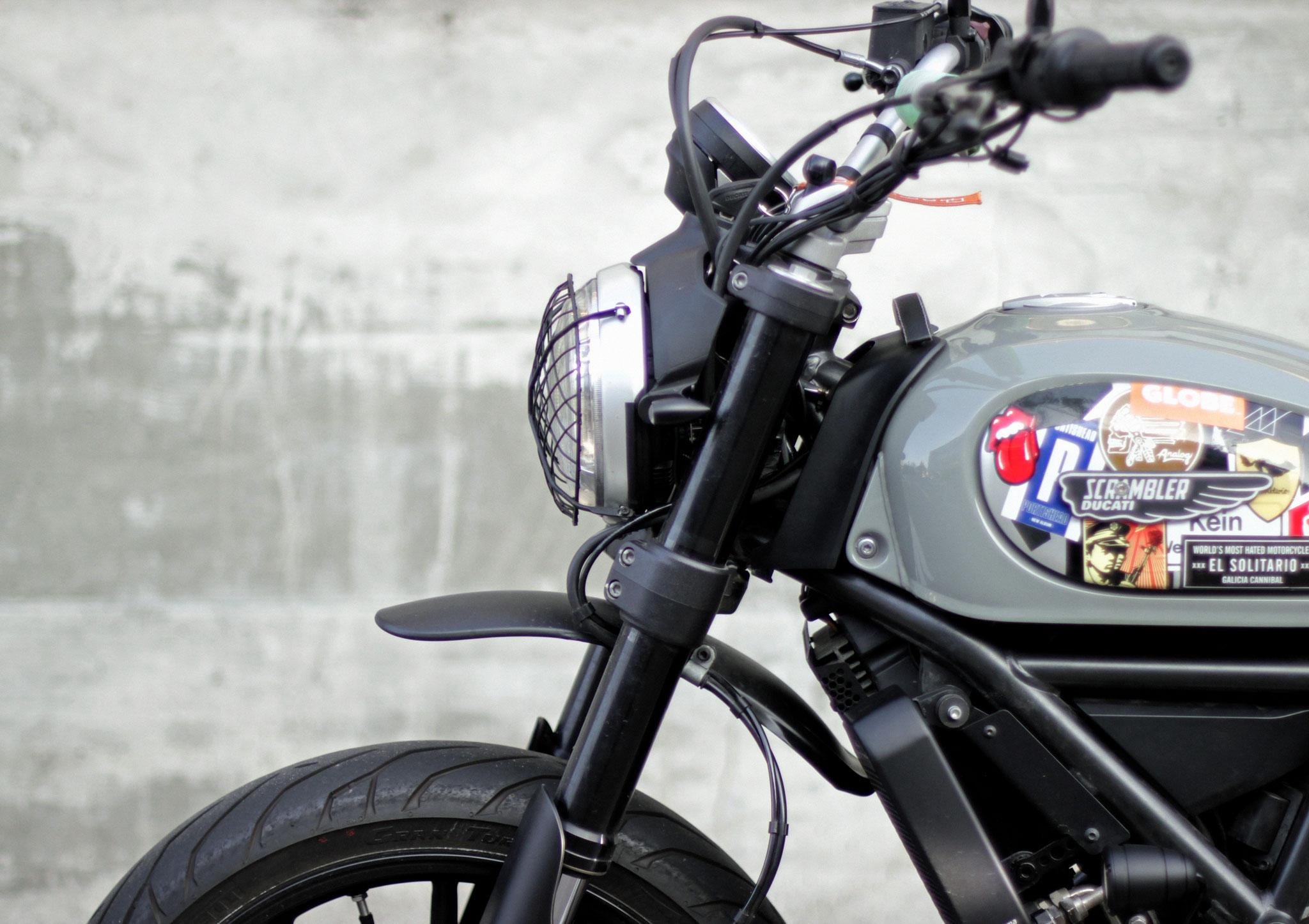 Scrambler Ducati Fake