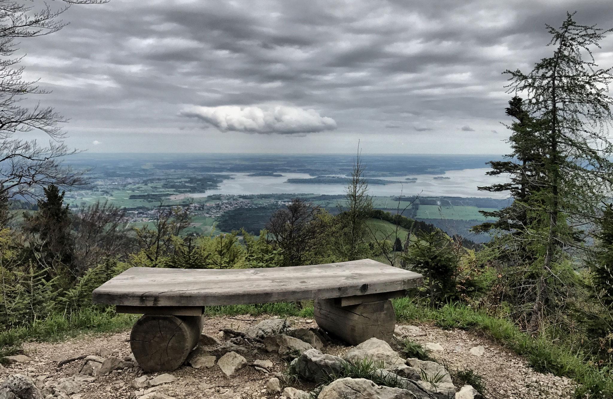 Etappe 24: Pettendorf - Hefteralm - Bernau