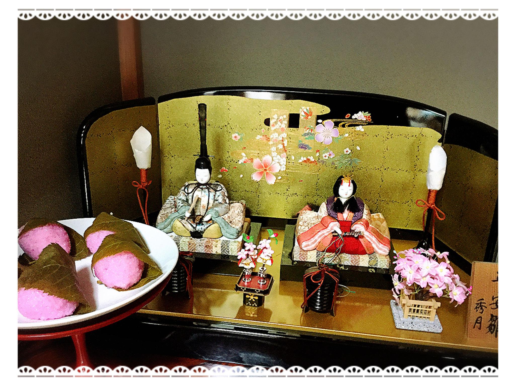 わんこ桜餅🌸