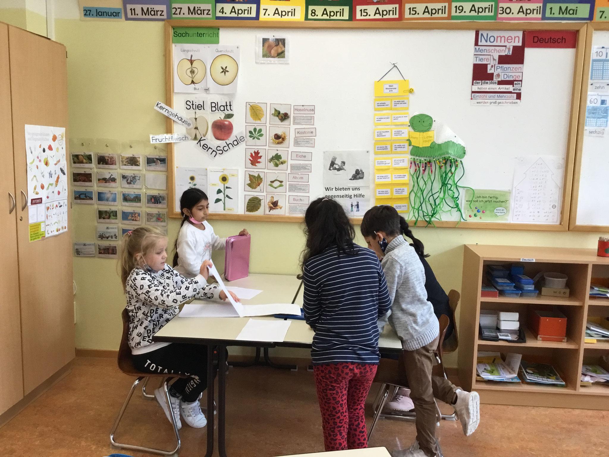 Kooperatives Lernen im Unterricht