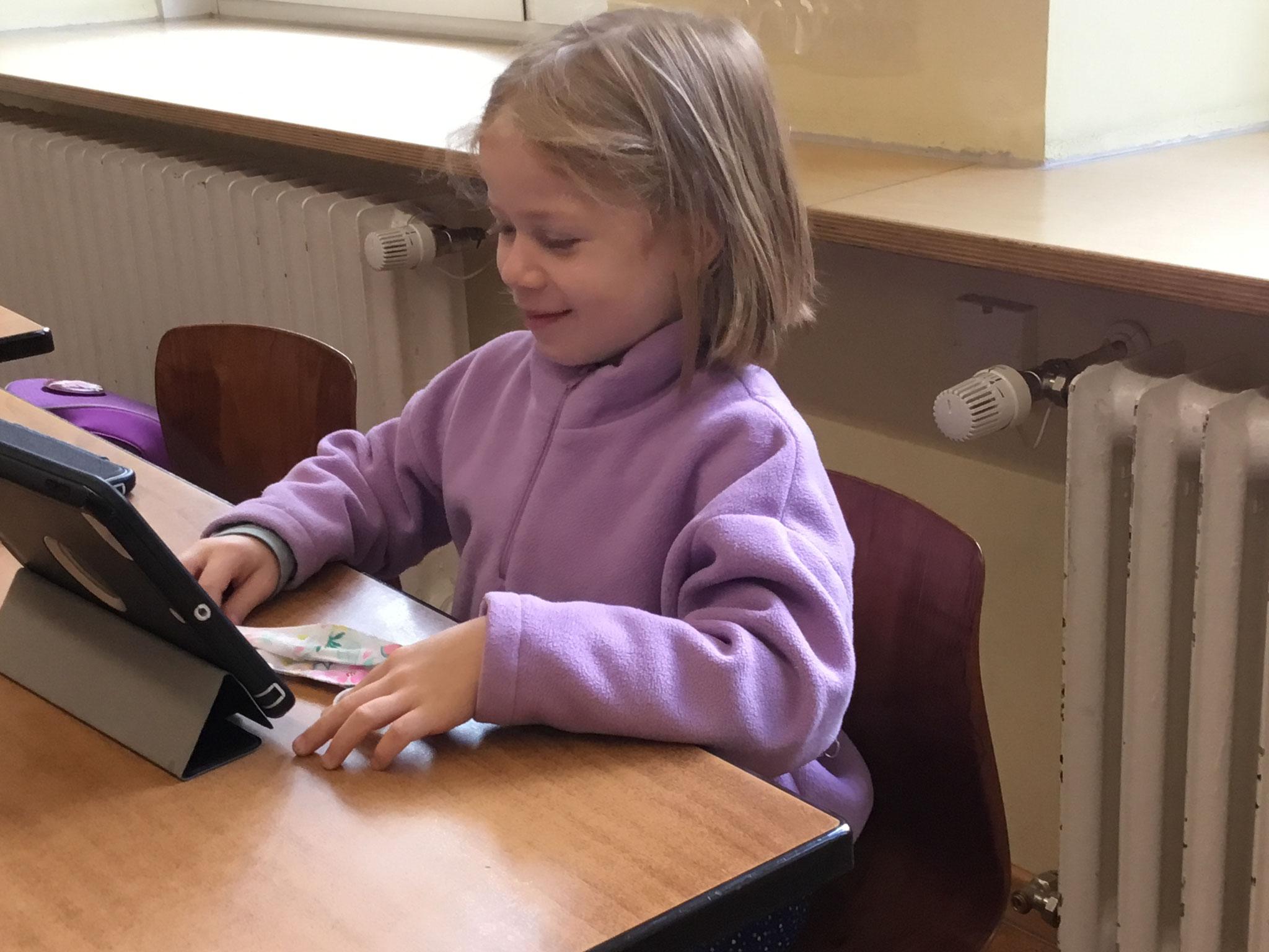 Einsatz von Tablets im Unterricht