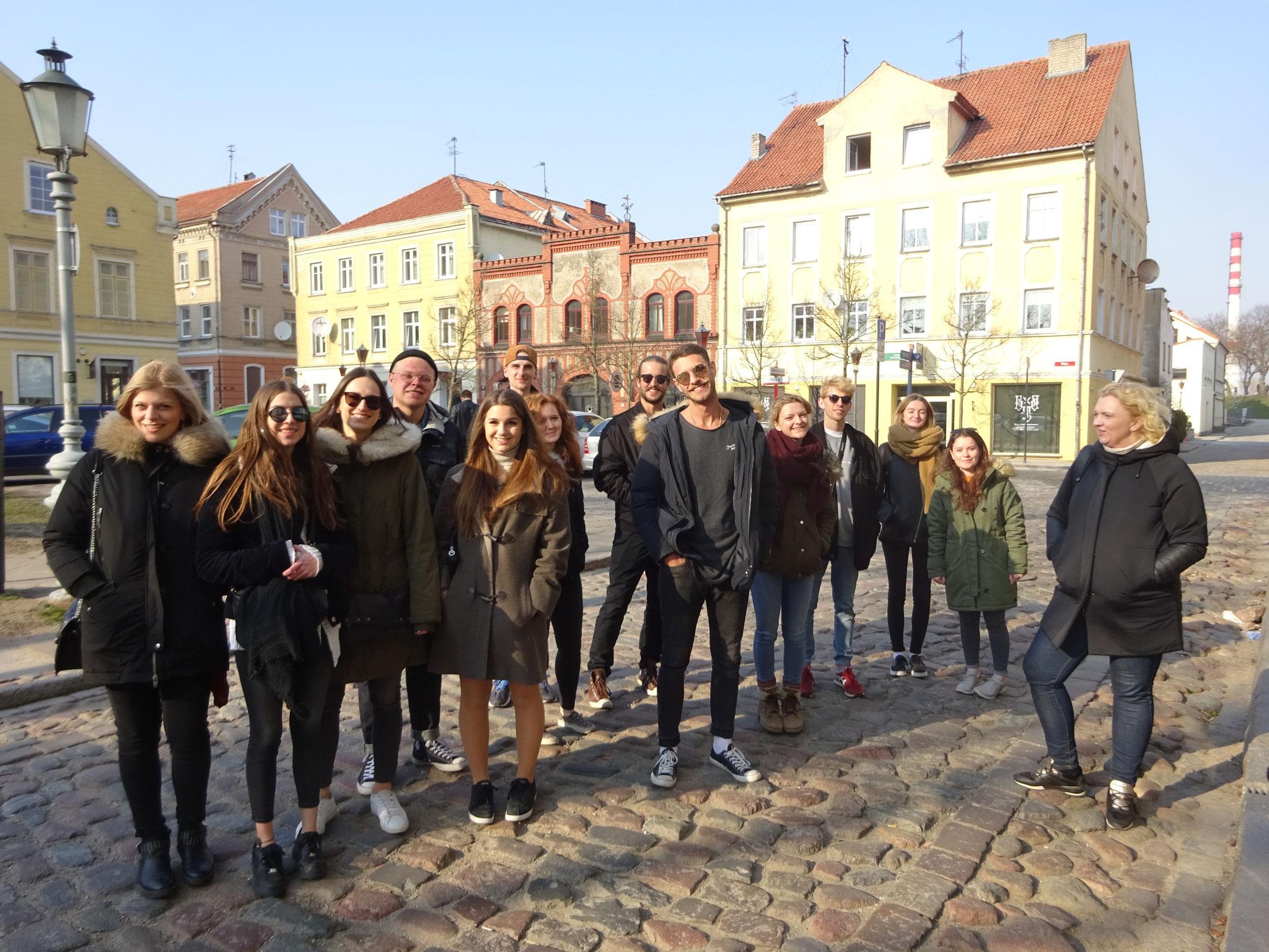 Citytour in Klaipeda