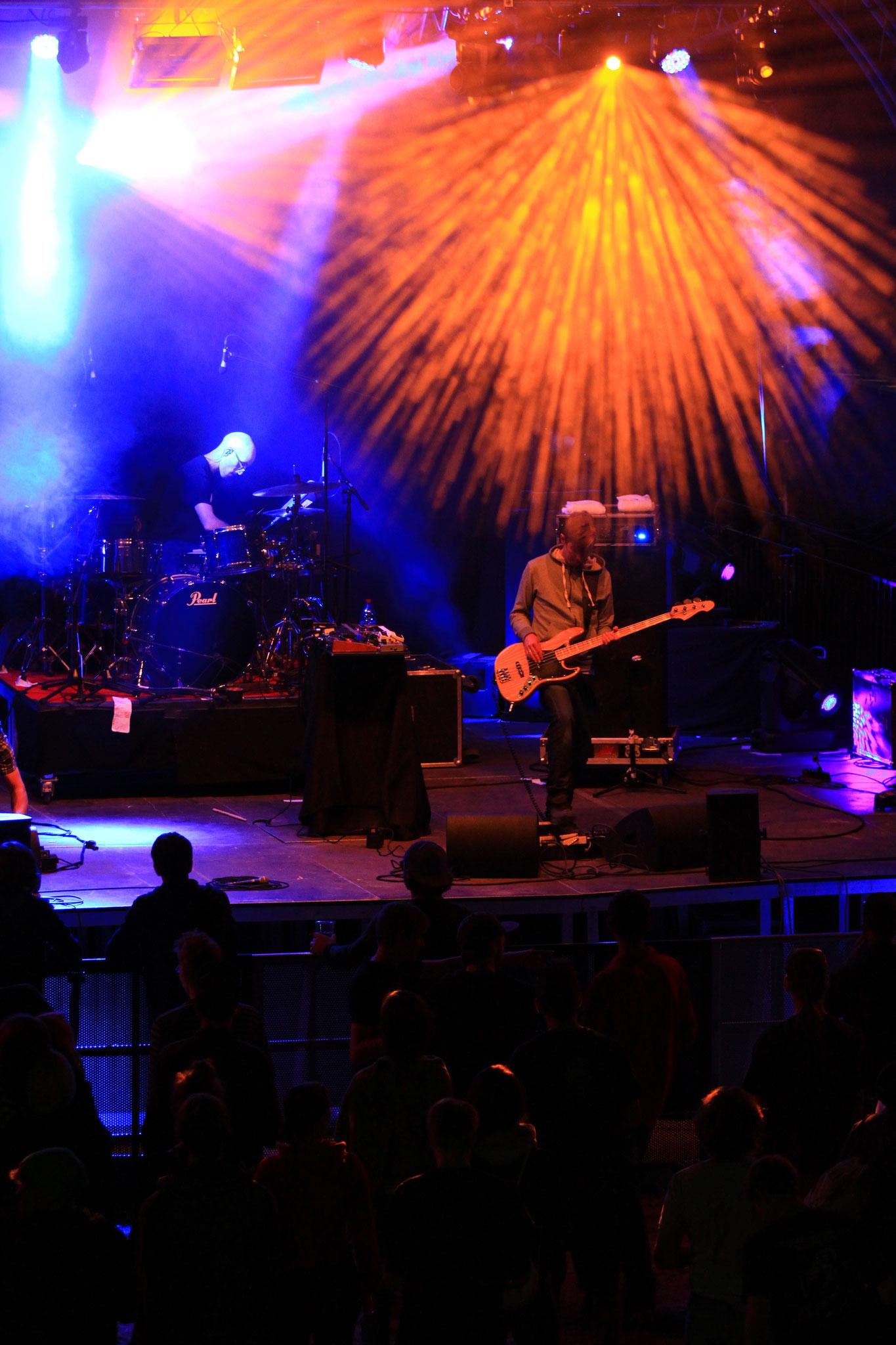 Dub Trio, 2013