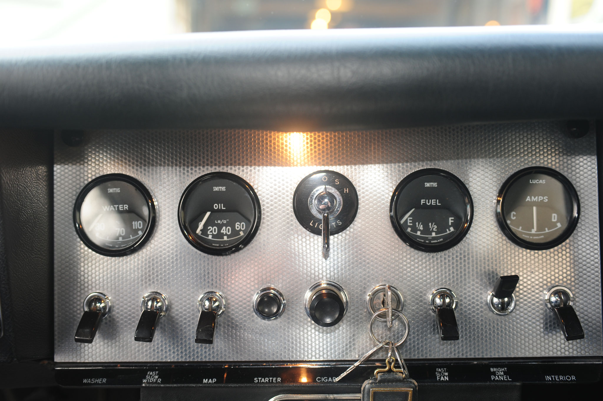 Jaguar Type E