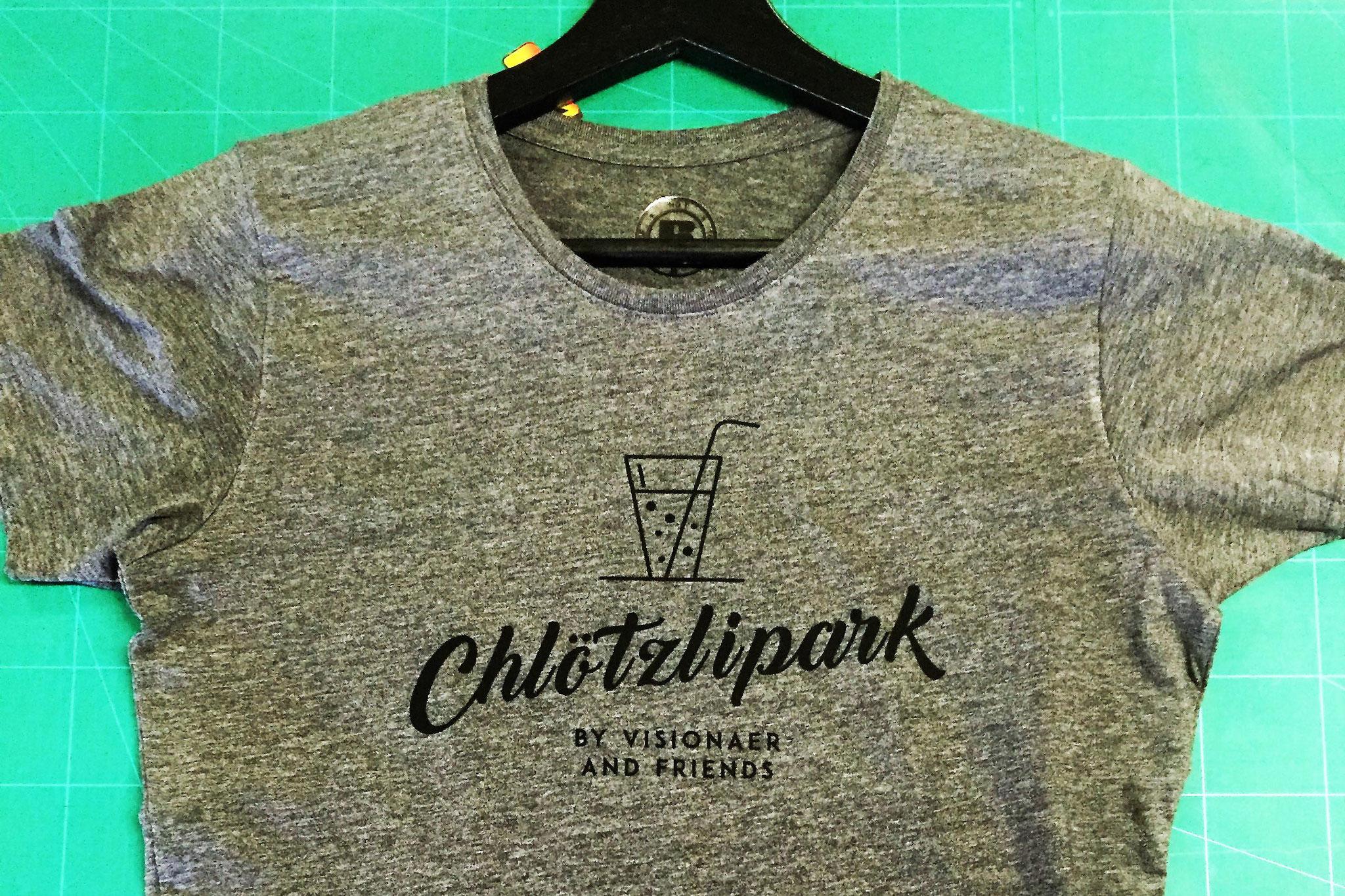 Mitarbeiter-T-Shirts für den Chlötzlipark