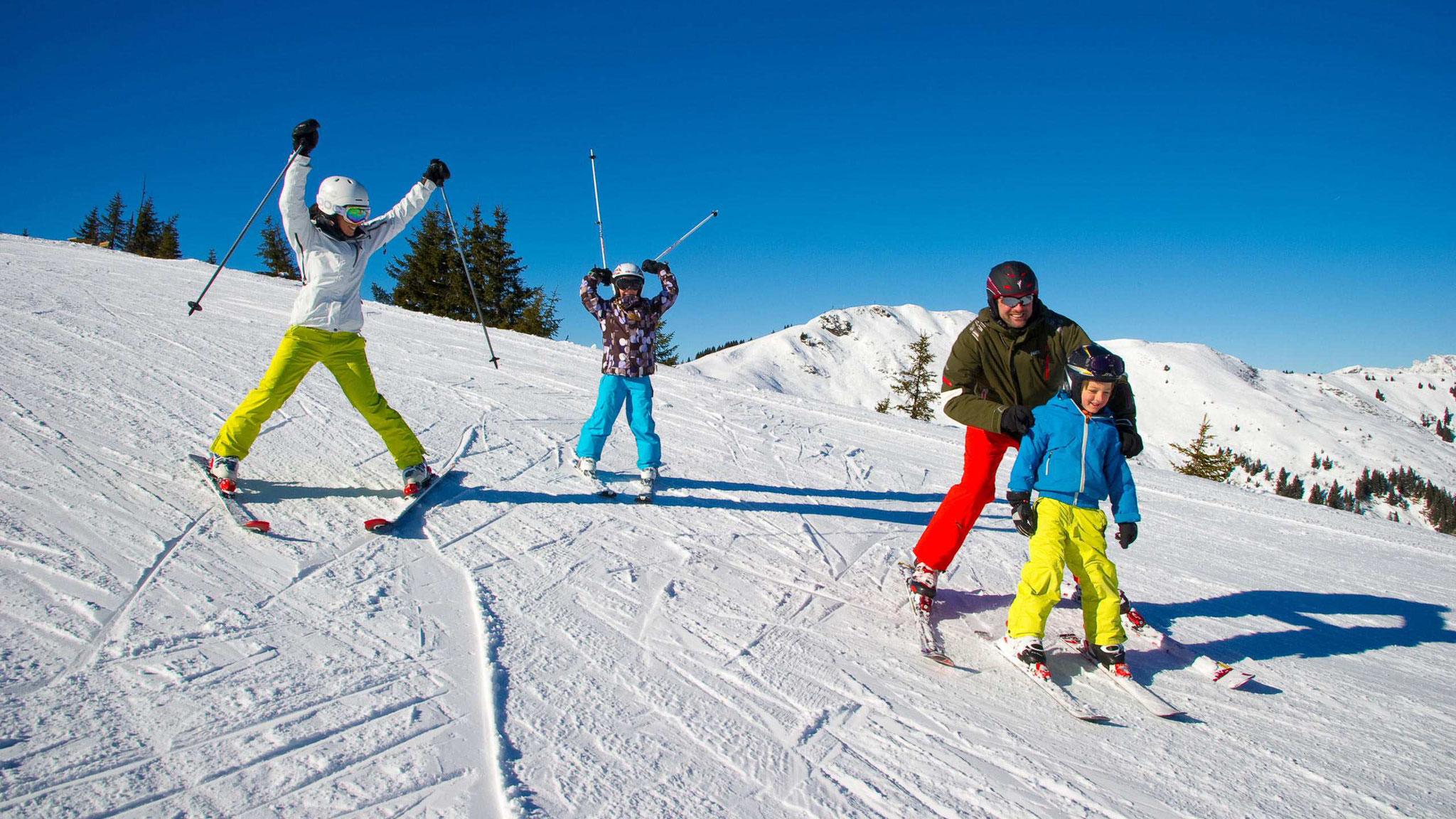 Skischaukel Großarl Dorfgastein in Ski amade