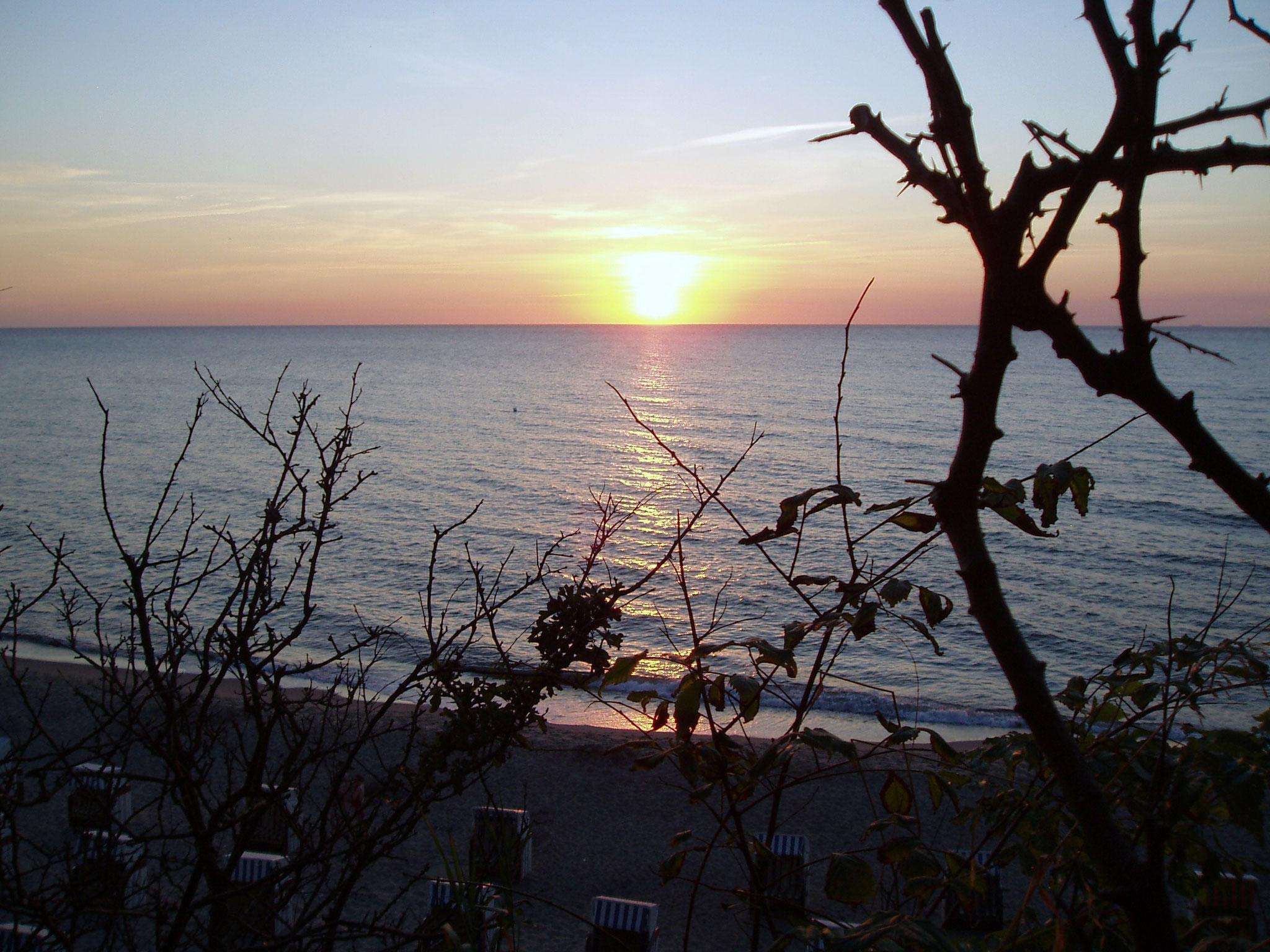 Dieser Sonnenuntergang ist nur 100 m von Ihrer Wohnung entfernt!