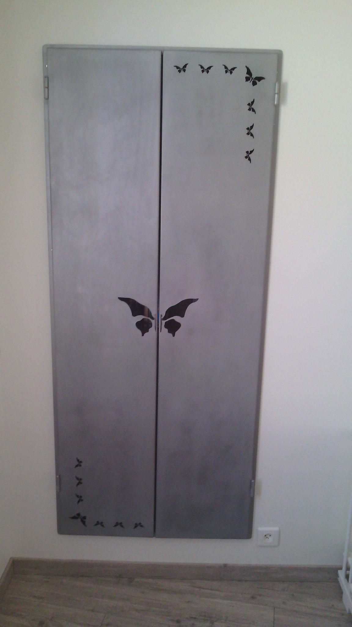 Porte niche personnalisée
