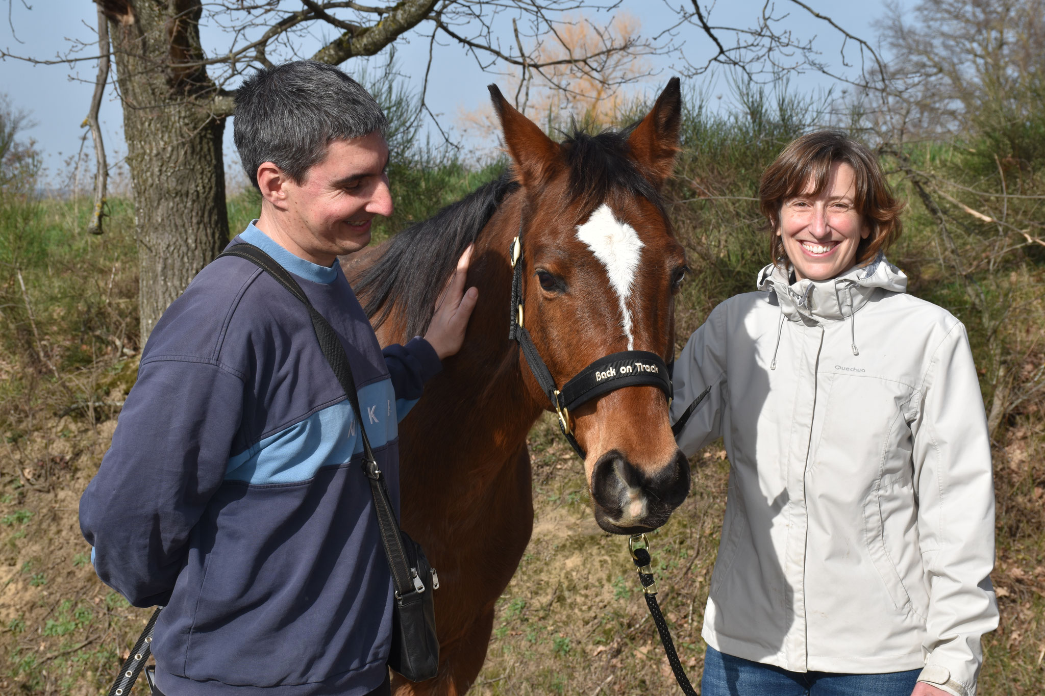 Aramis adopté par Agnès en février