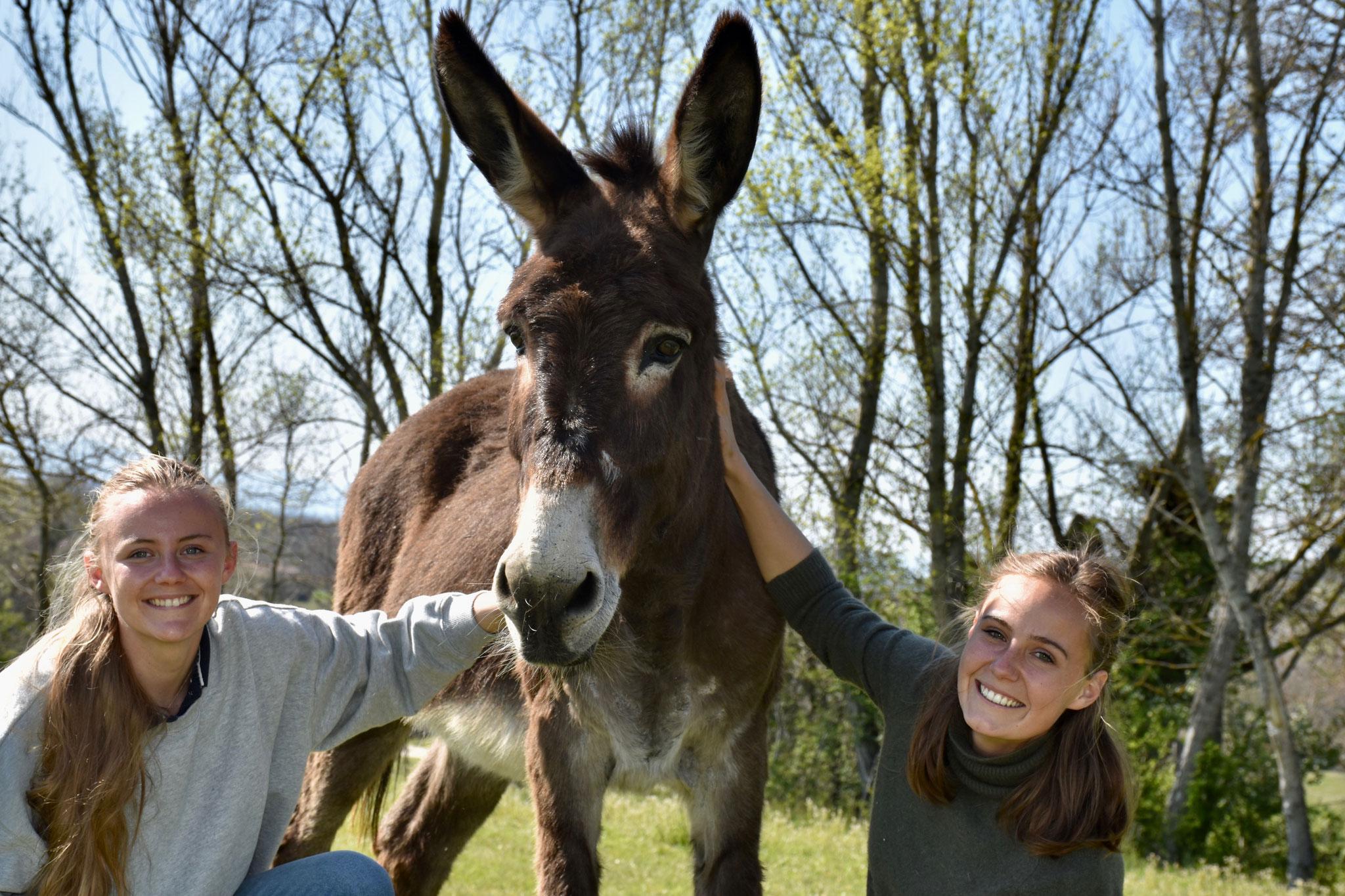 Hugo adopté en mai par Solène et Louise