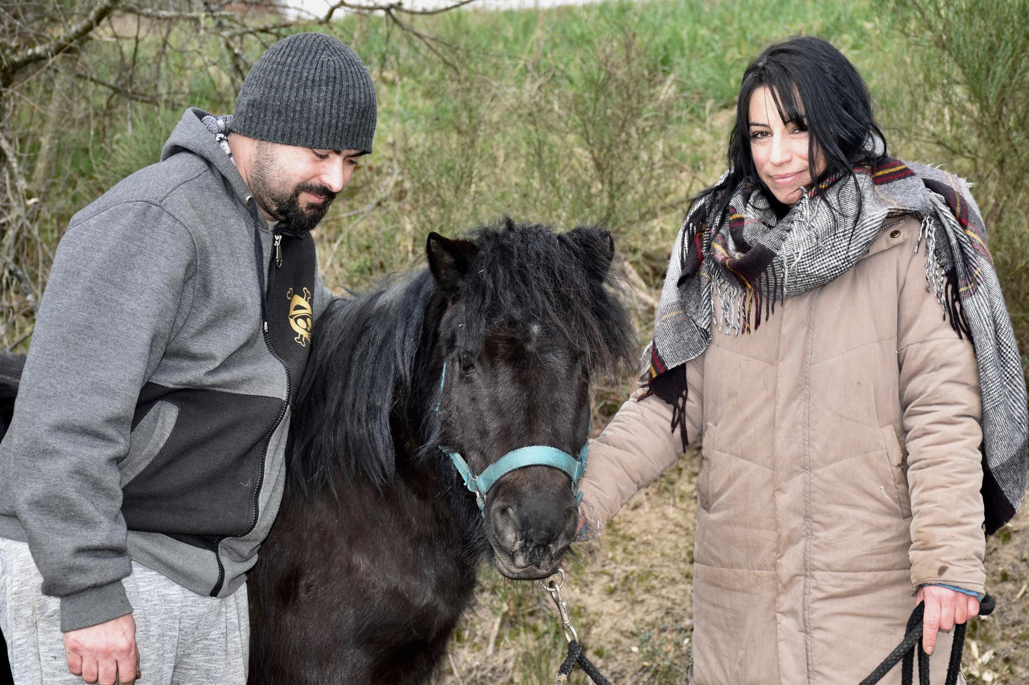 Batman adopté par Laurélie et Patrick en mars
