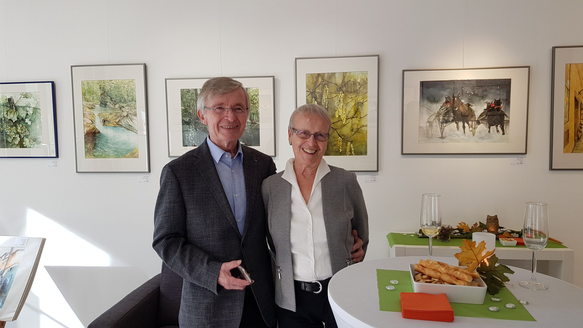 Vernissage am 20. Oktober 2019