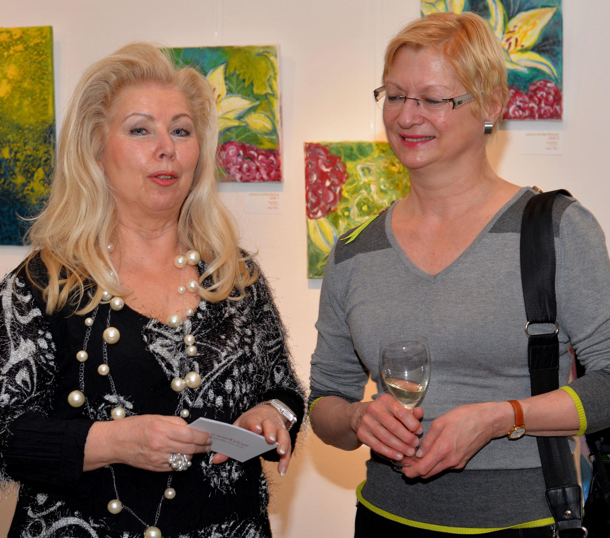 Lore Muth & Adriane Muttenthaler