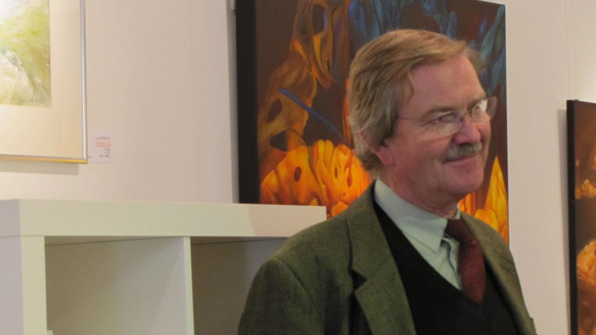 Eröffnungs-Redner Graf Andreas von Kuefstein