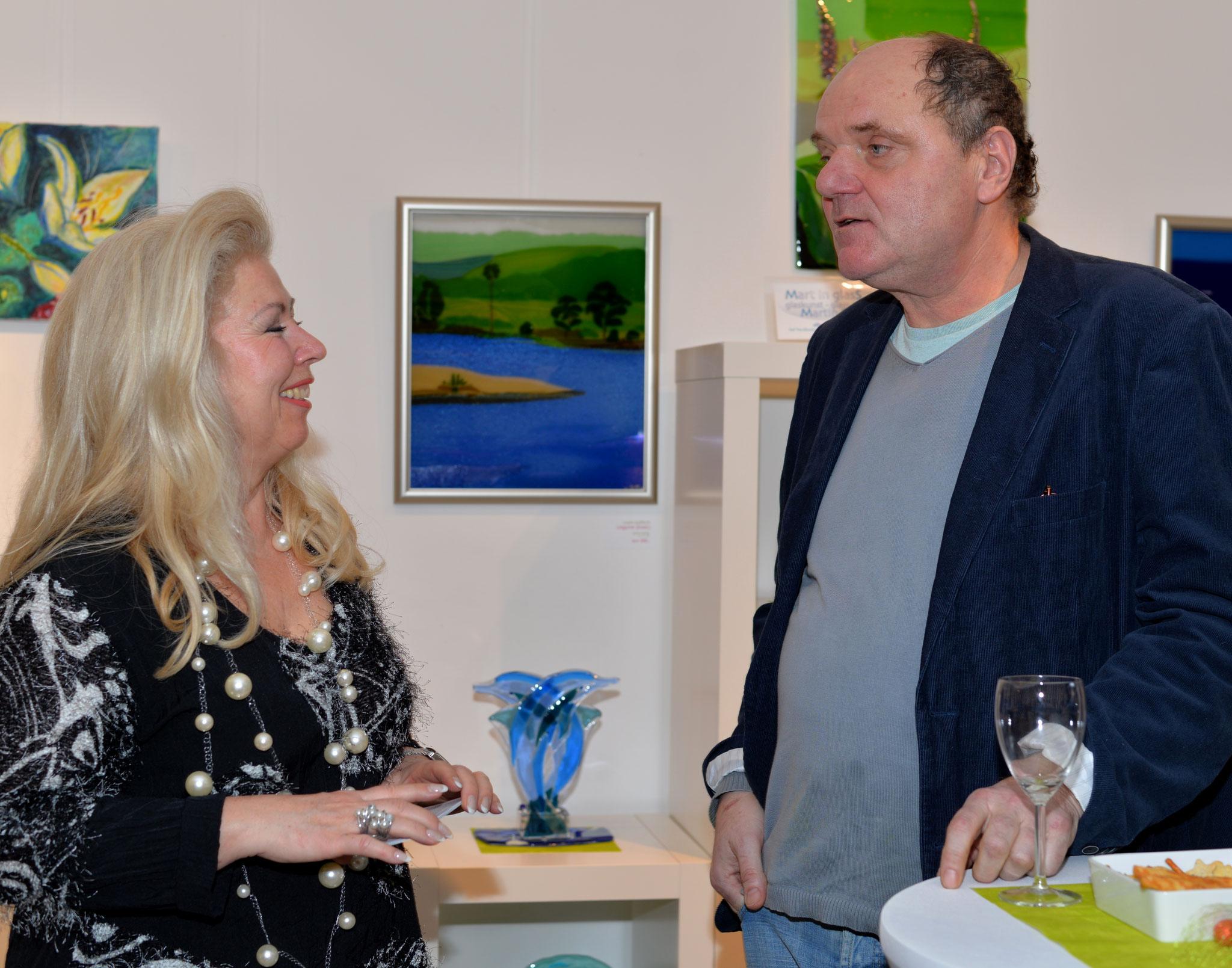 Lore Muth & Martin Suritsch