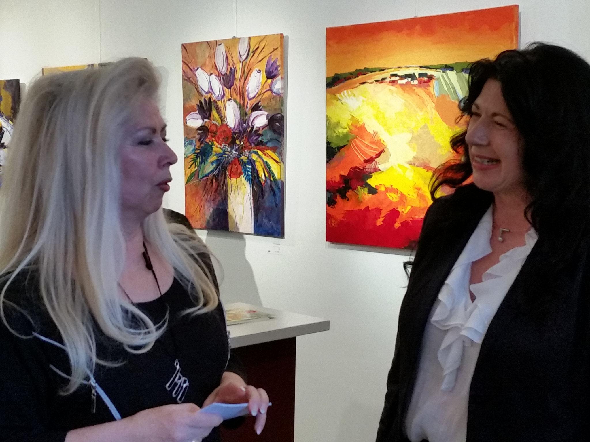 Lore Muth & Tanja Neipp