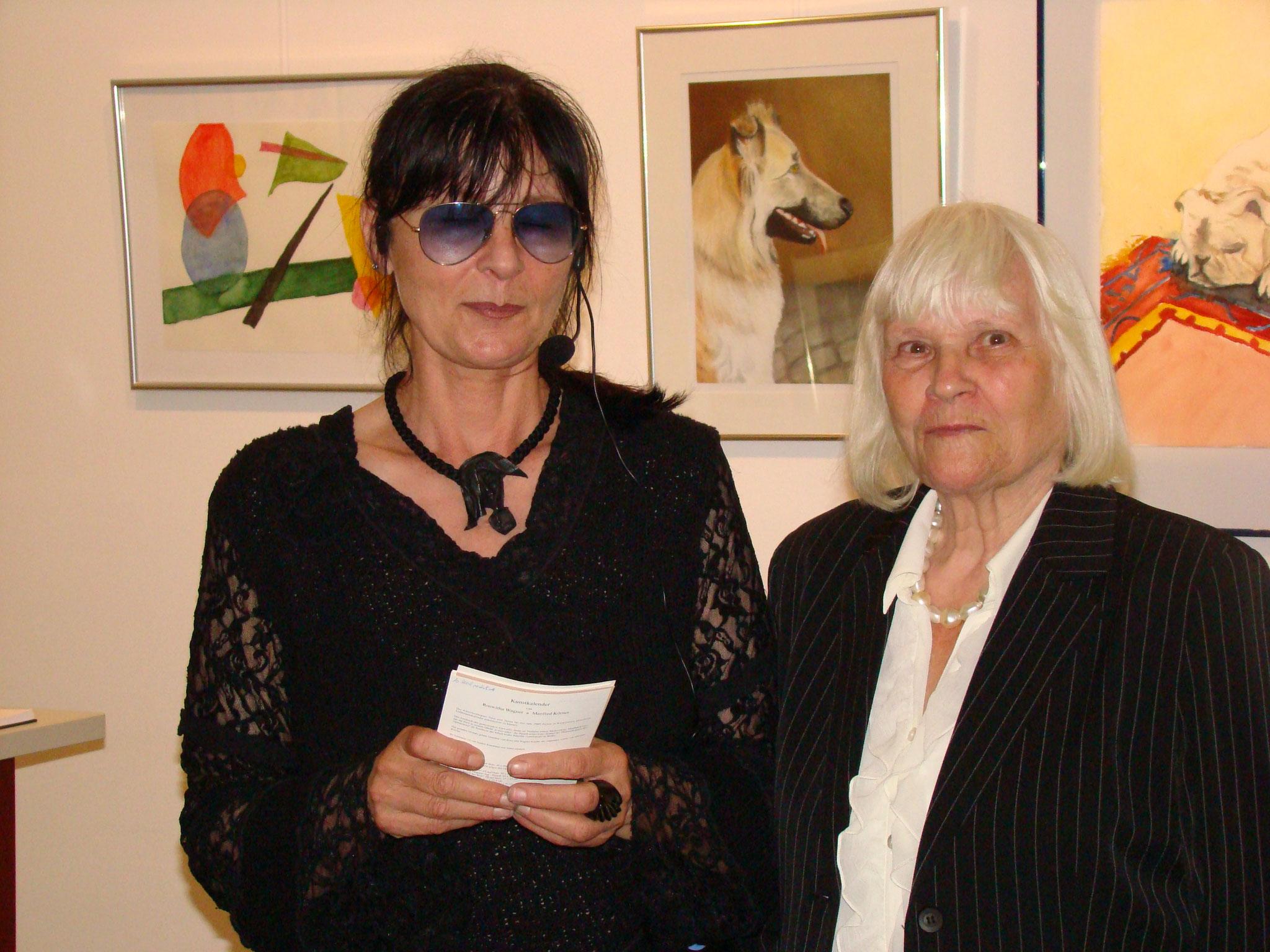 Roswitha Wagner & Thekla Stroschneider