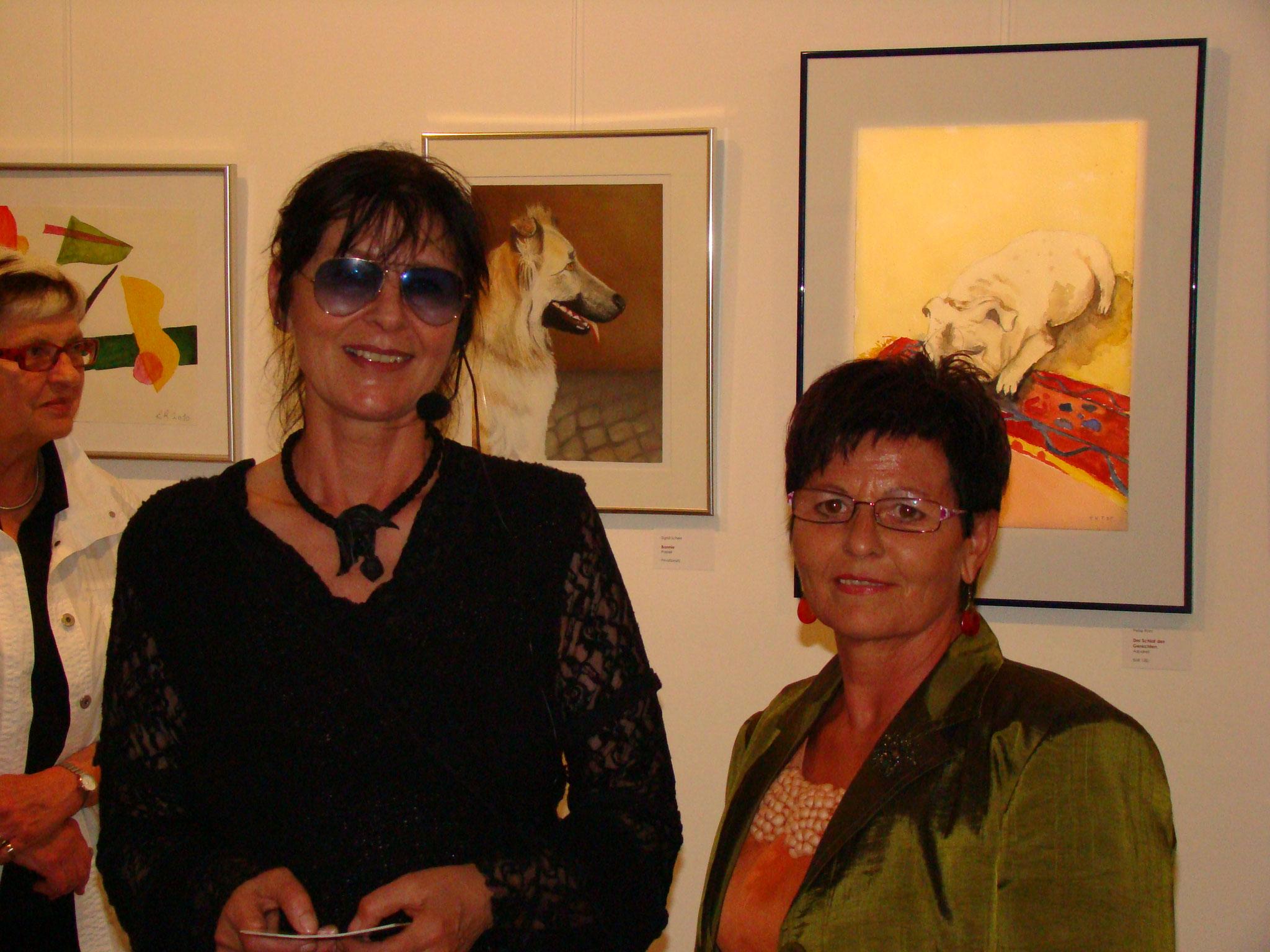 Roswitha Wagner & Ingeborg Holzschuh